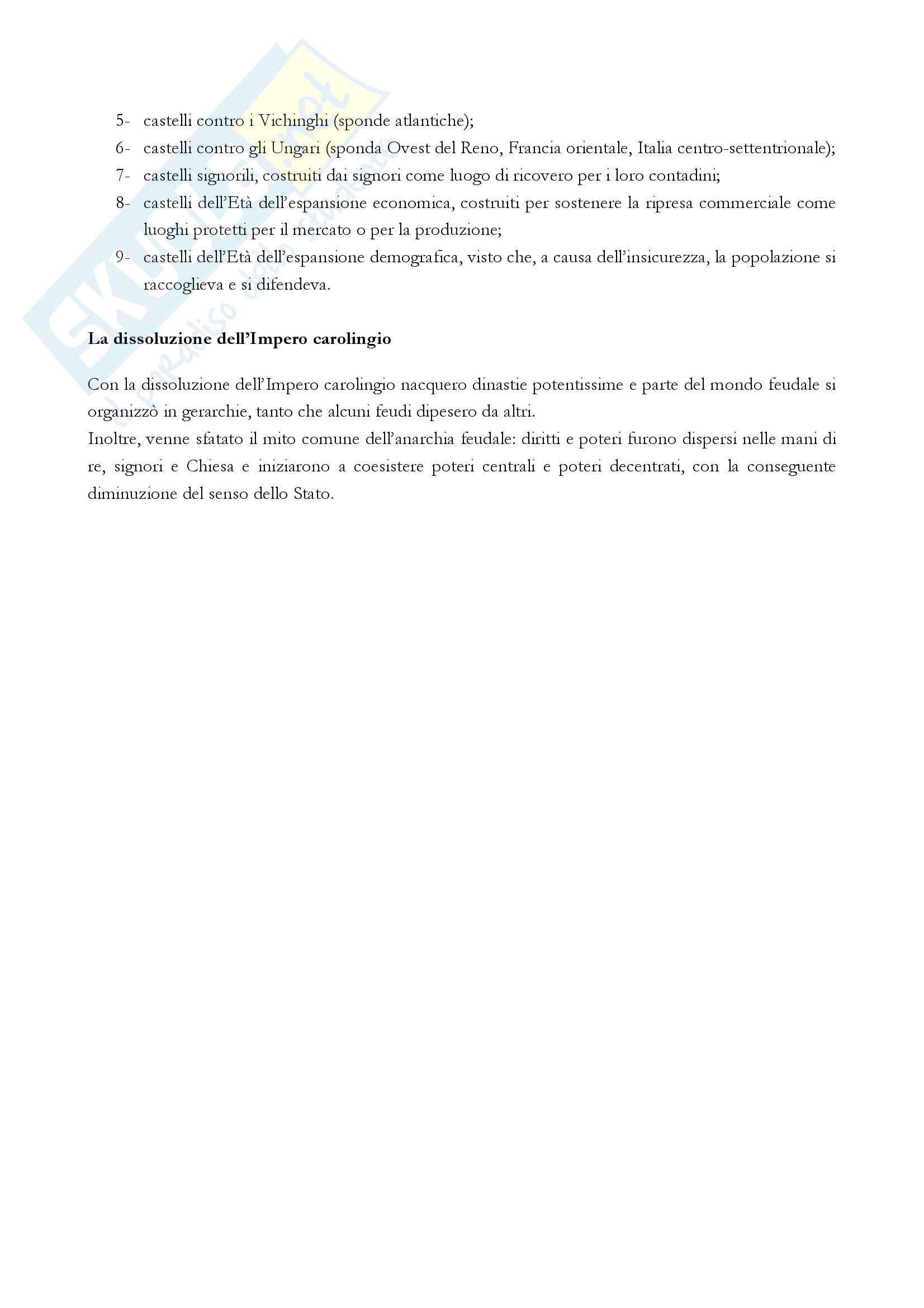 """Riassunto esame storia medievale, Prof. Varanini, libro consigliato """"I mille anni del Medioevo"""" (G. Piccinni) (prima parte) Pag. 21"""