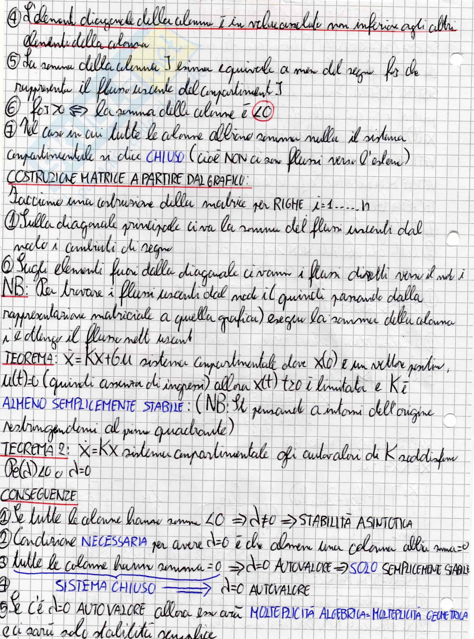 Sistemi e modelli, appunti Pag. 21