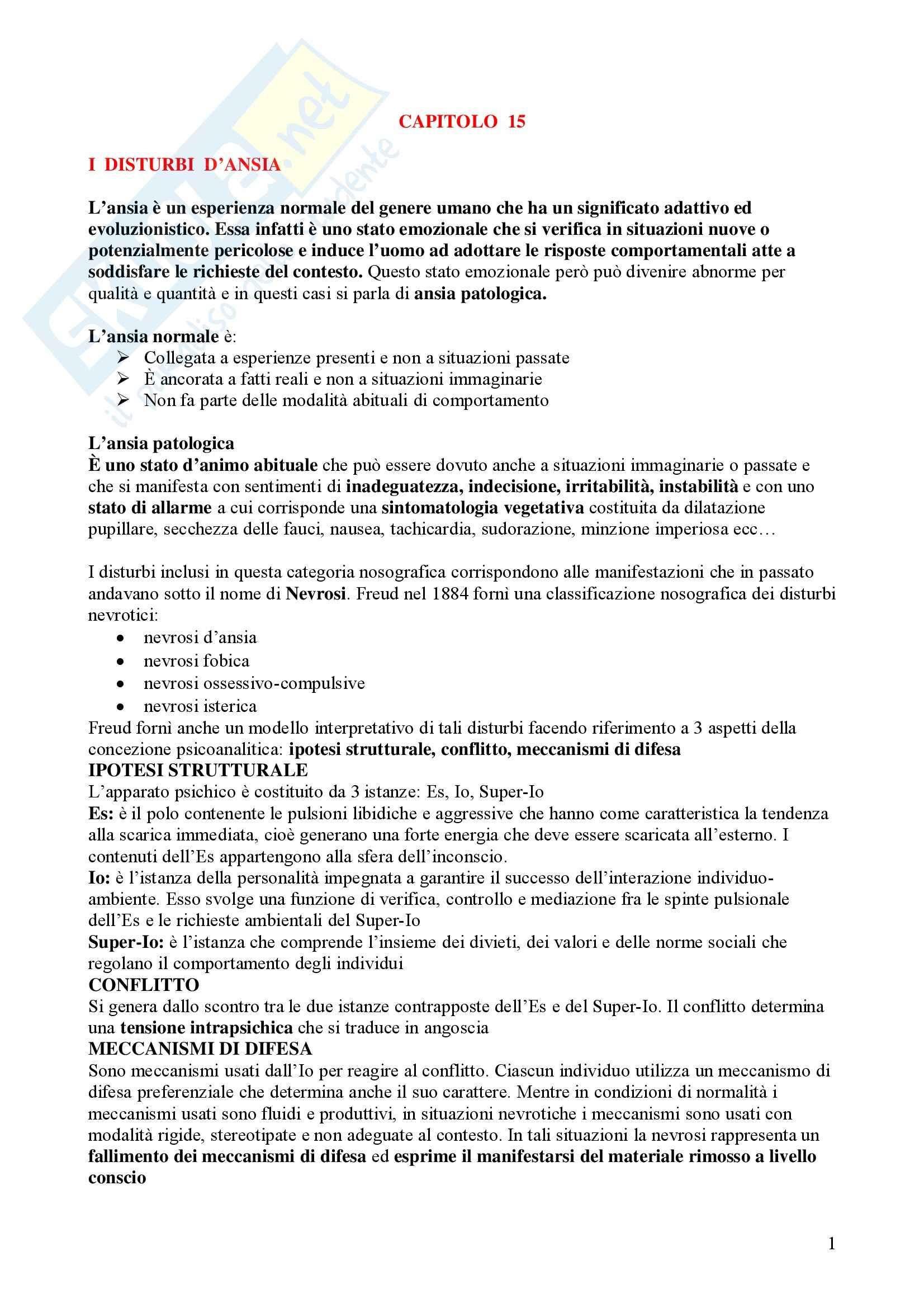 Neuropsichiatria infantile – Cap 15