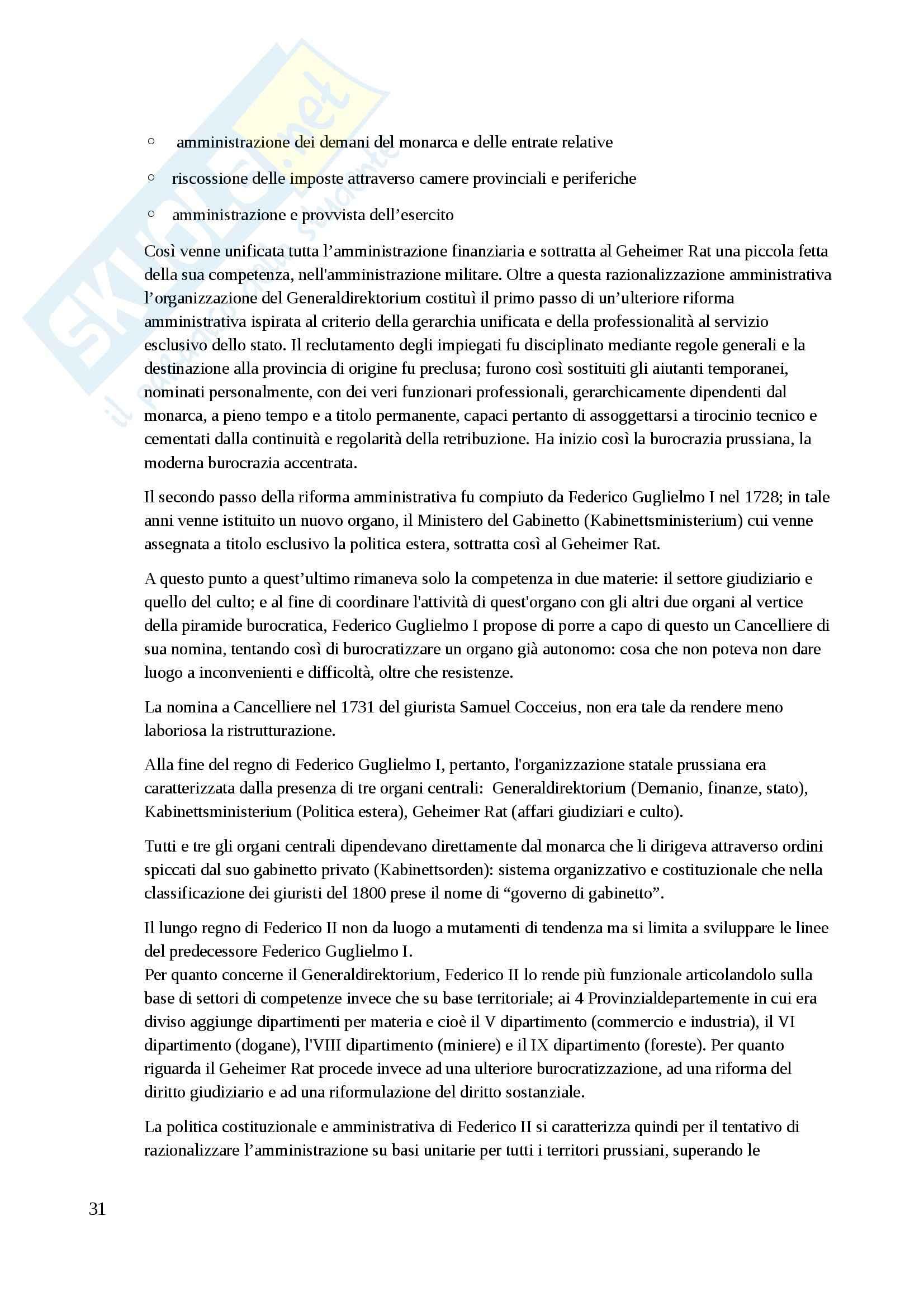 Riassunto esame Storia del diritto, prof. Tarello, libro consigliato Storia della cultura giuridica moderna, Tarello Pag. 31