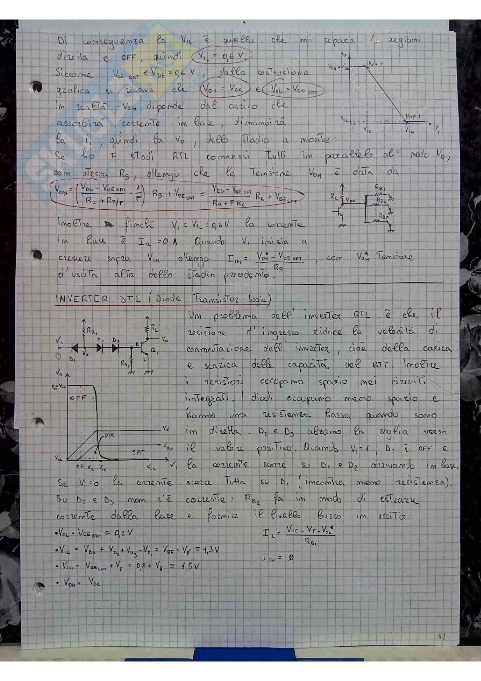 Elettronica Digitale - Teoria e Esercizi Pag. 31