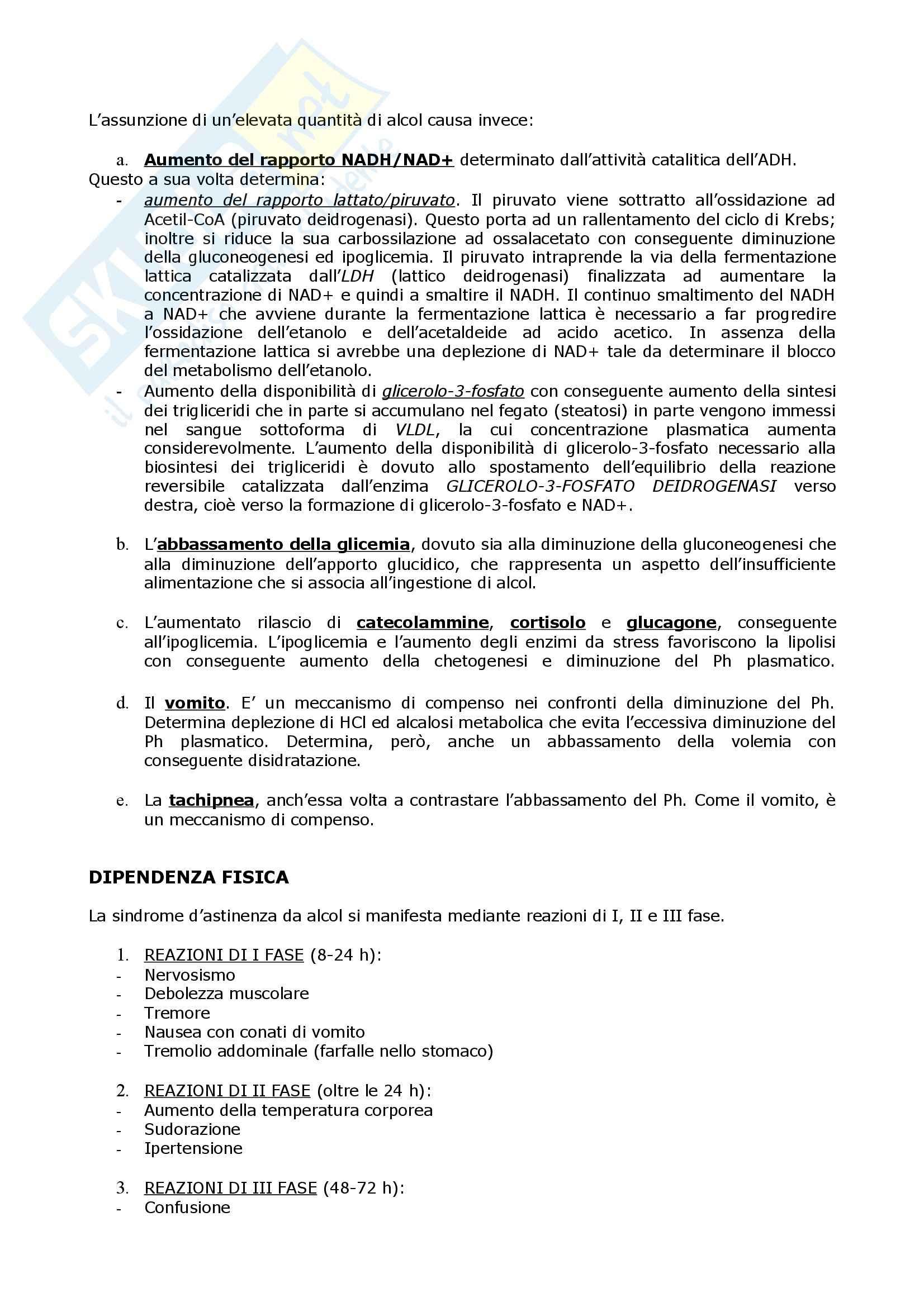 Biochimica  e Patologia clinica - Appunti Pag. 16