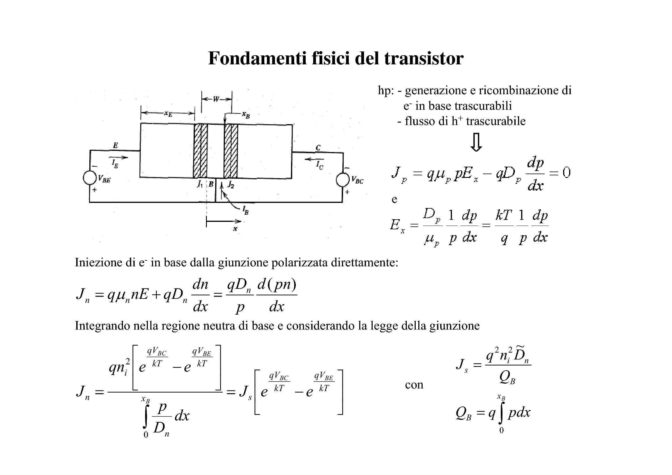 dispensa F. Della Corte Dispositivi elettronici a semiconduttore