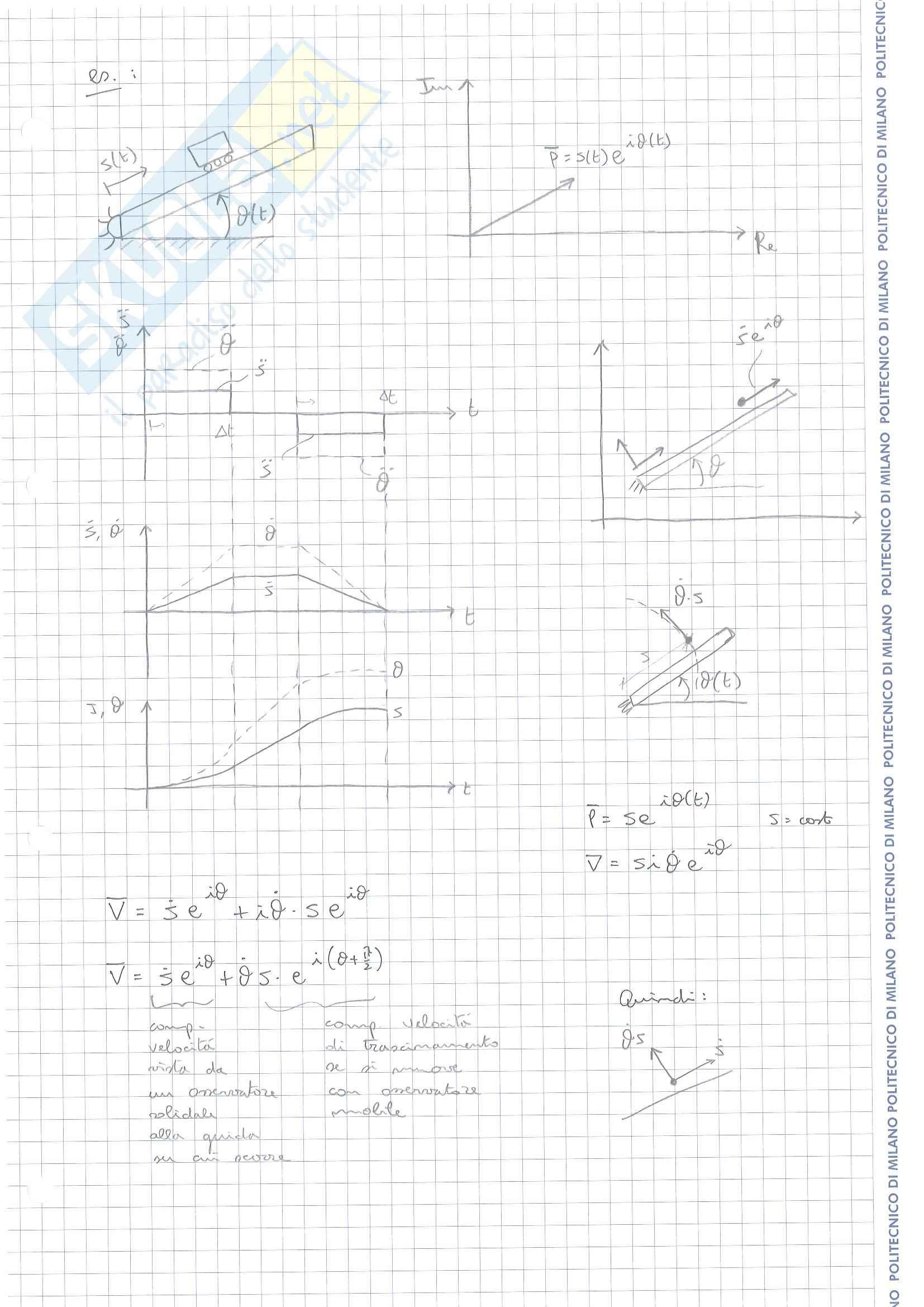 Meccanica Applicata alle macchine Pag. 11
