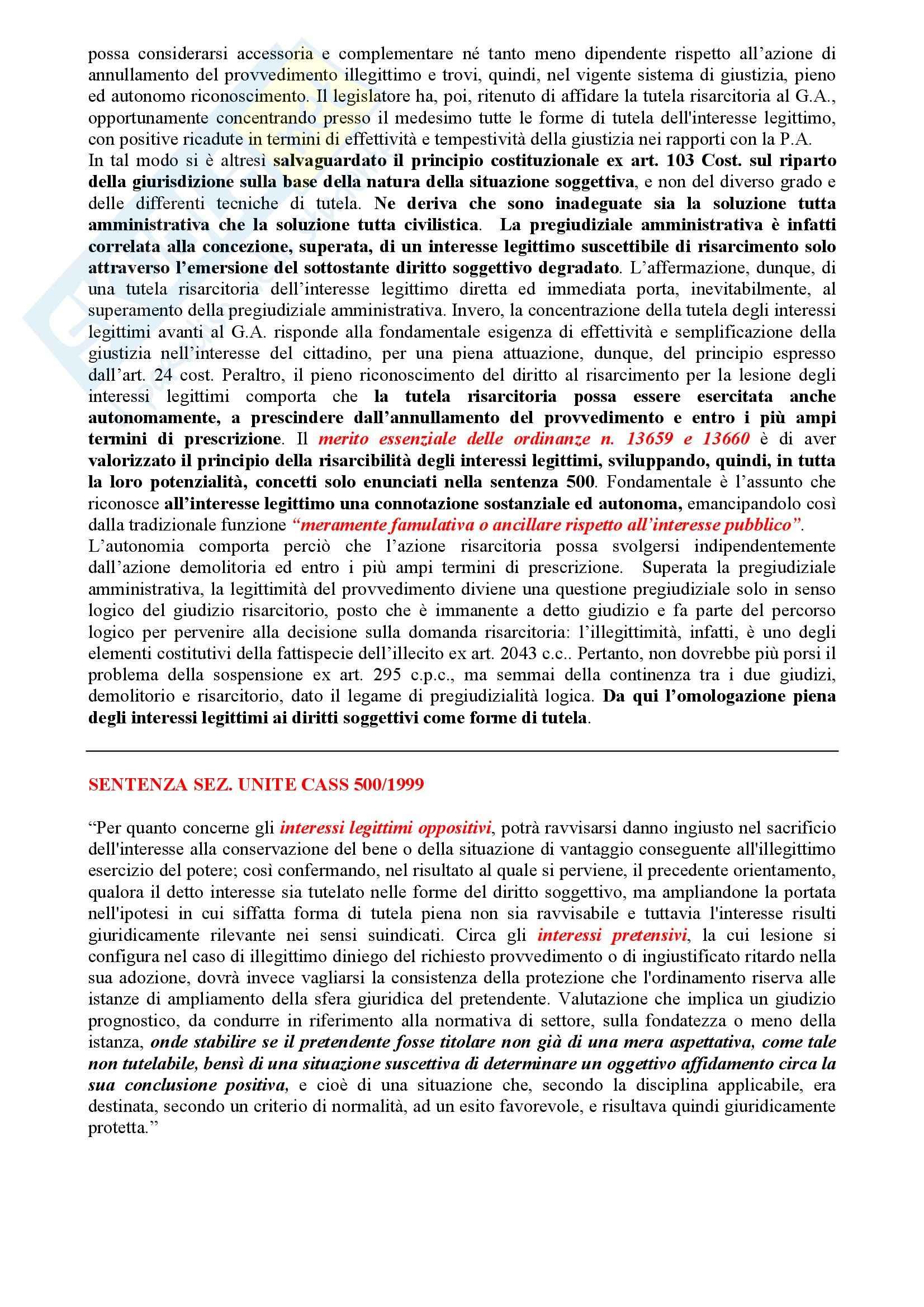 Diritto Amministrativo II - Casetta, Virga - domande e paragrafi Pag. 6
