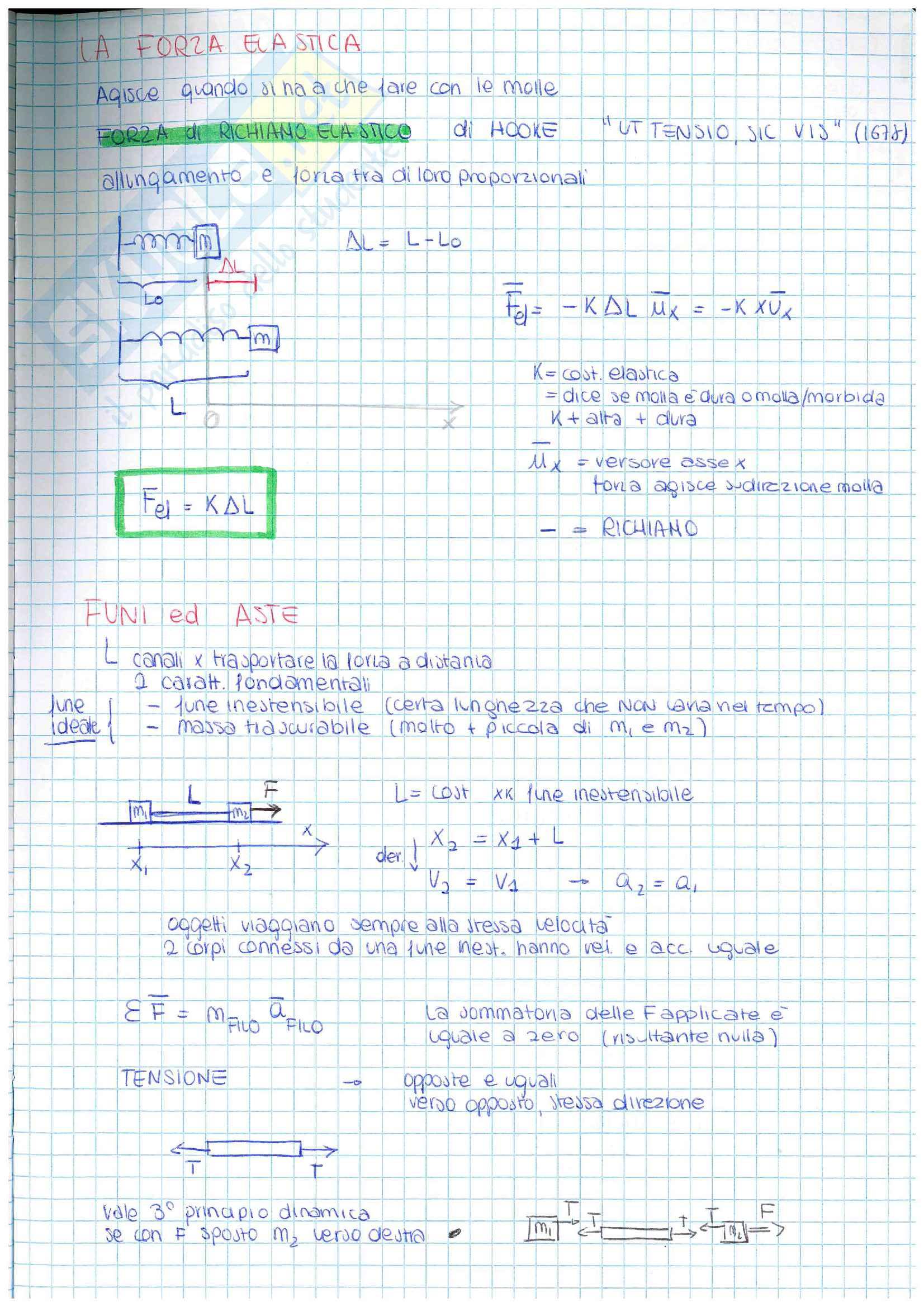 Appunti di Fisica 1 Parte Pag. 11