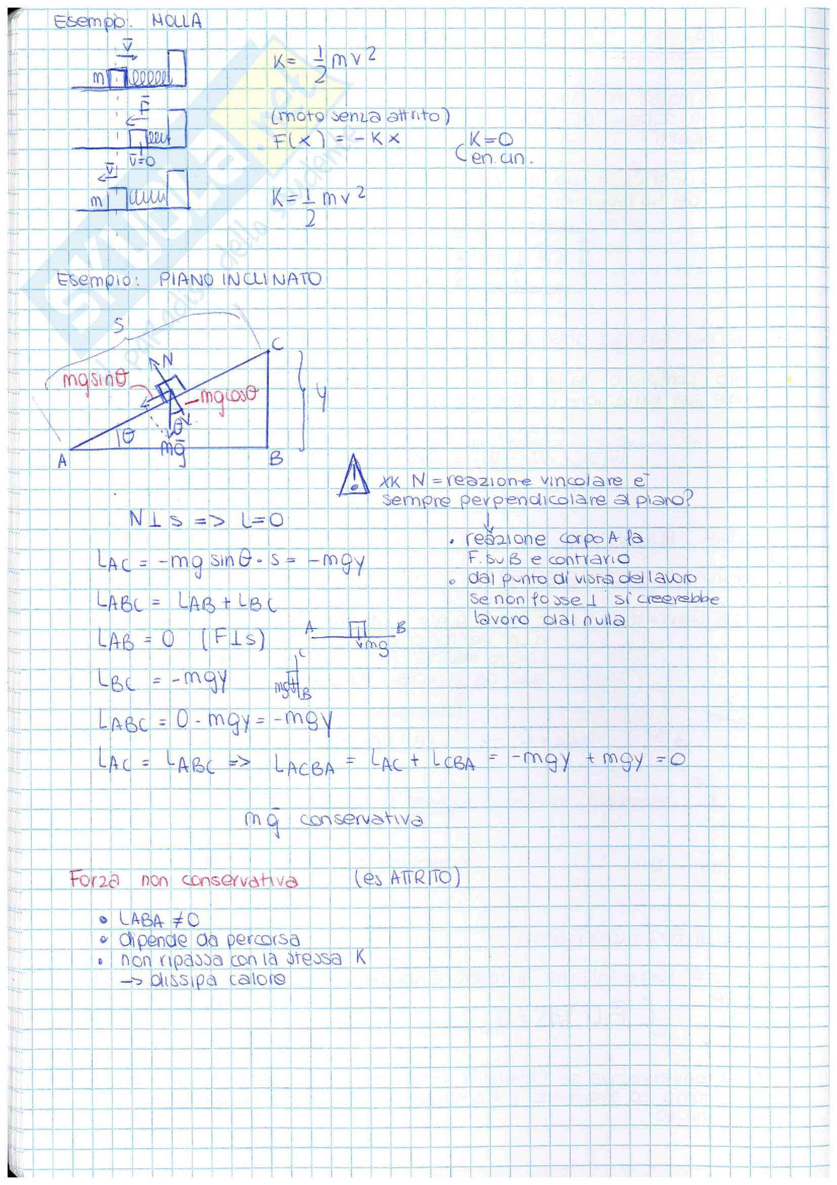 Appunti di Fisica 1 Parte Pag. 16