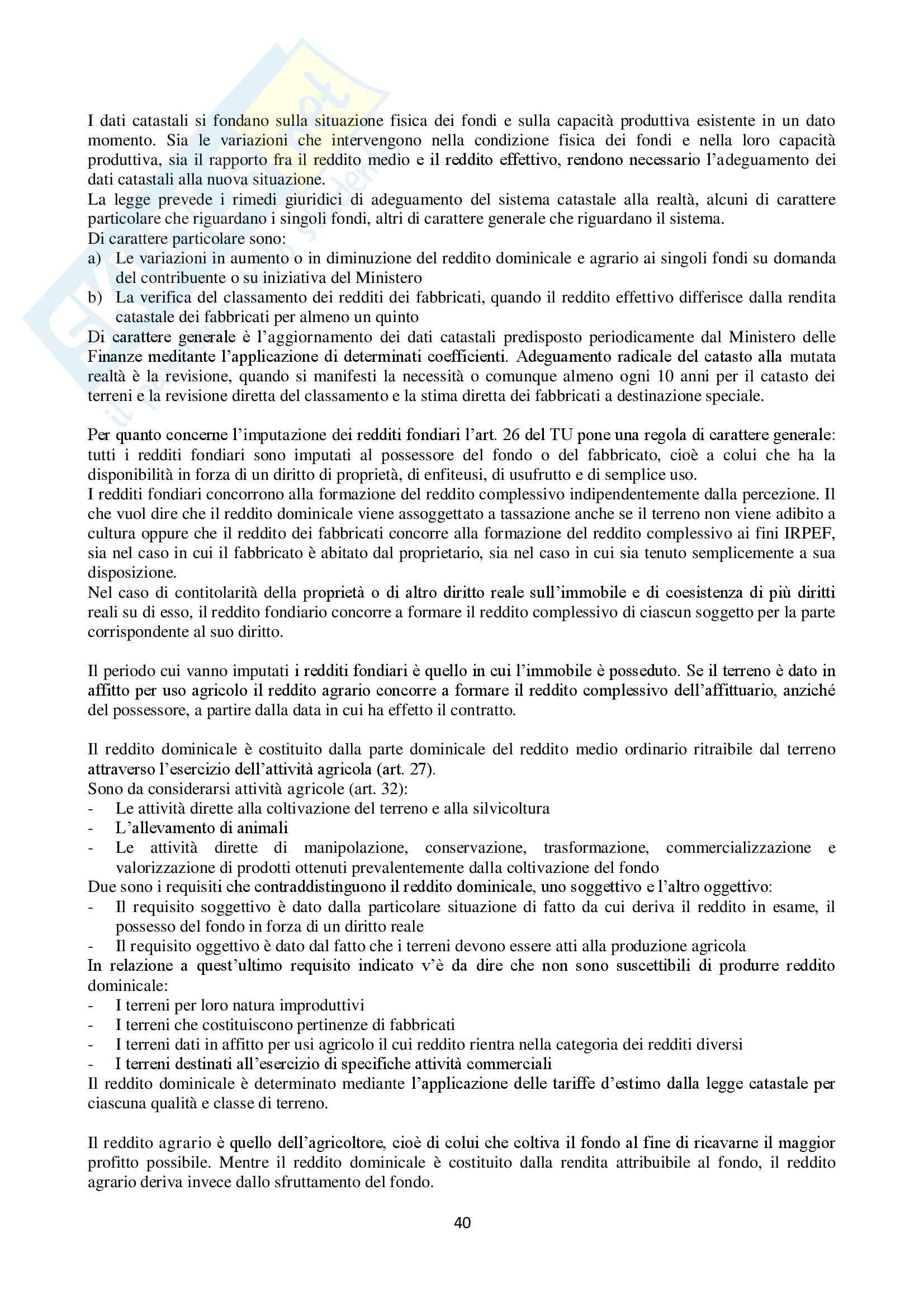Appunti Diritto Tributario Pag. 41