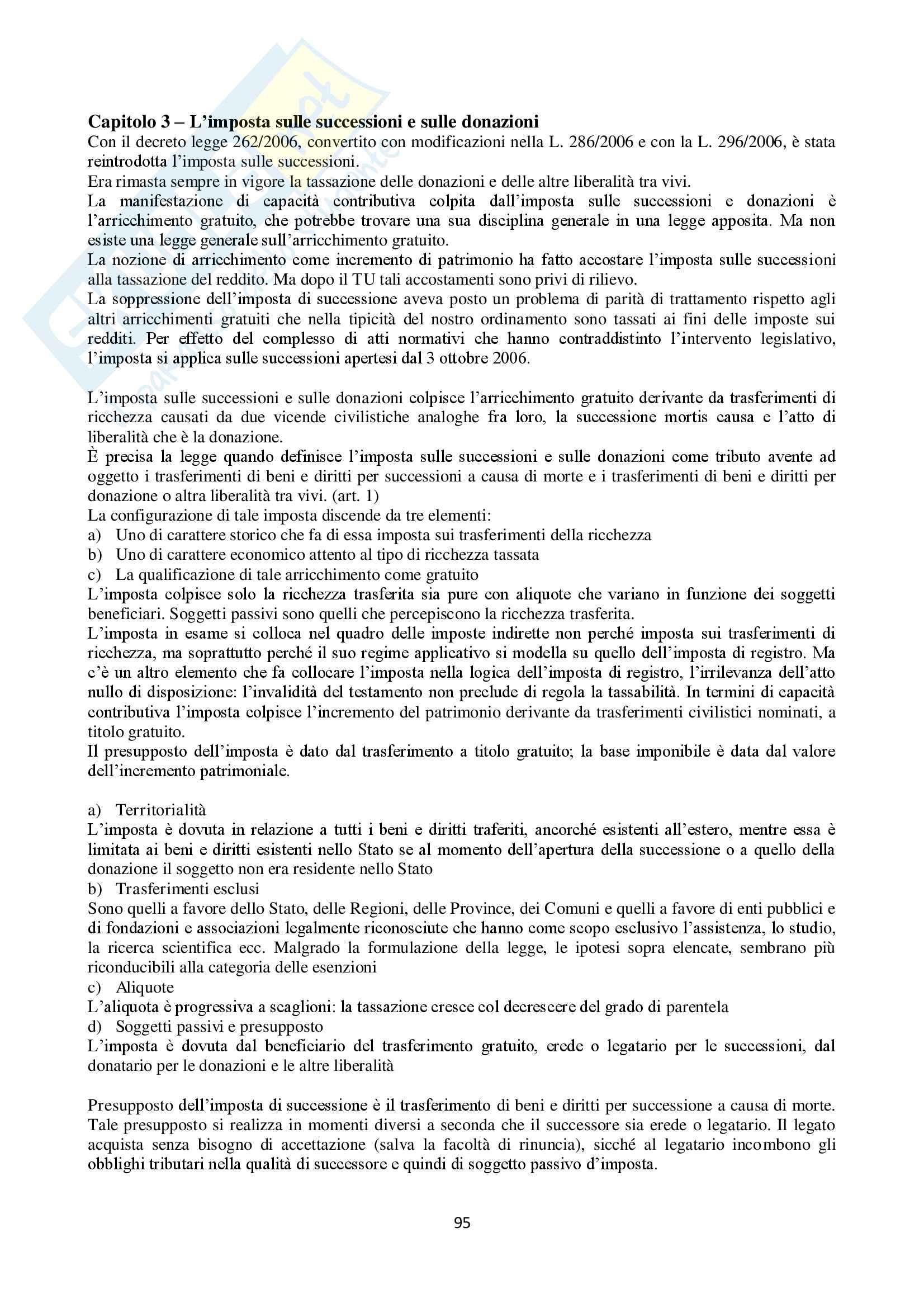 Appunti Diritto Tributario Pag. 96