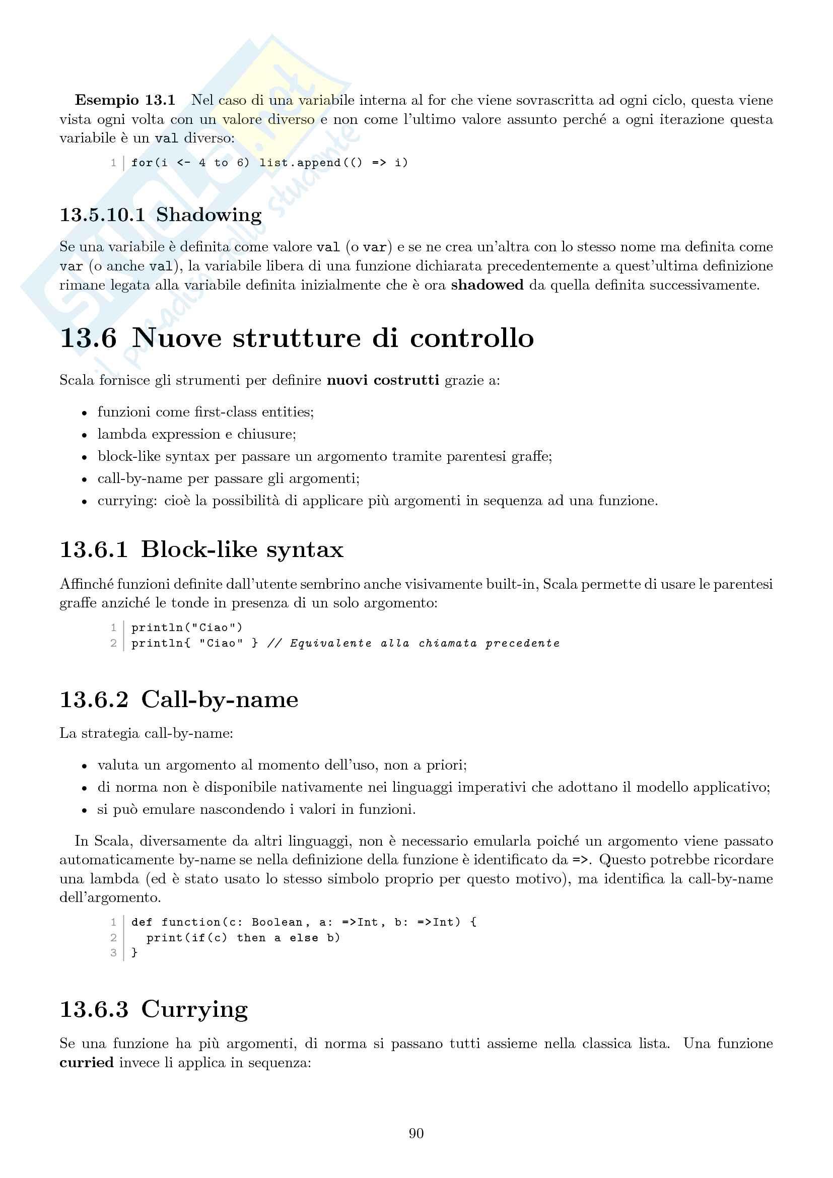 Appunti di Linguaggi e Modelli Computazionali Pag. 96