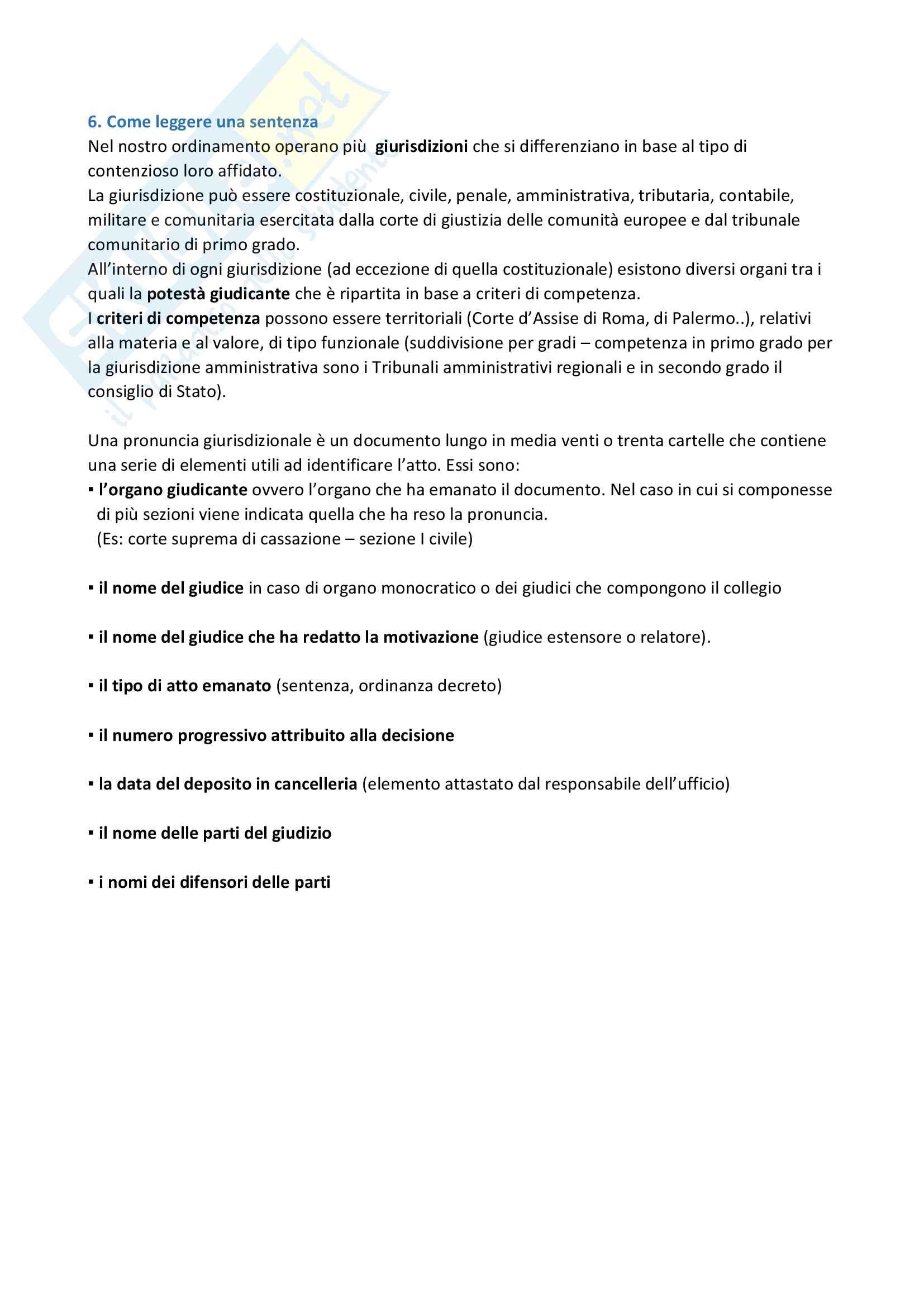"""Riassunto esame sociologia del diritto, prof. Isabel Fanlo Cortes, libro consigliato """"Giuristi si diventa. Come riconoscere e apprendere le abilità proprie delle professioni legali, Pascuzzi Pag. 16"""