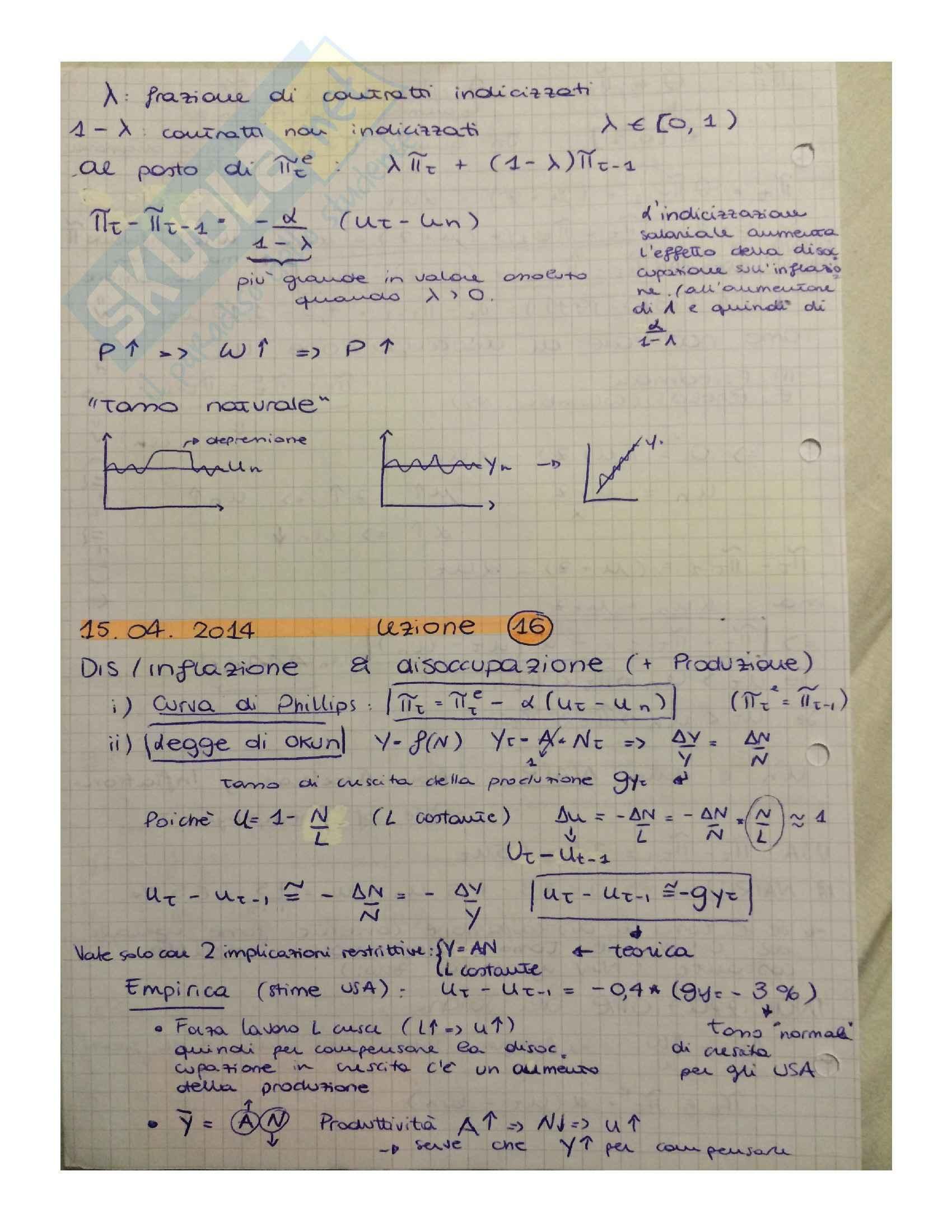 Macroeconomia - Appunti Pag. 41
