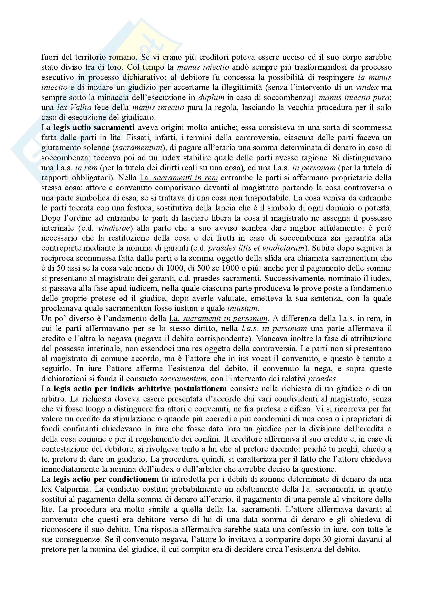 Processo romano Pag. 2