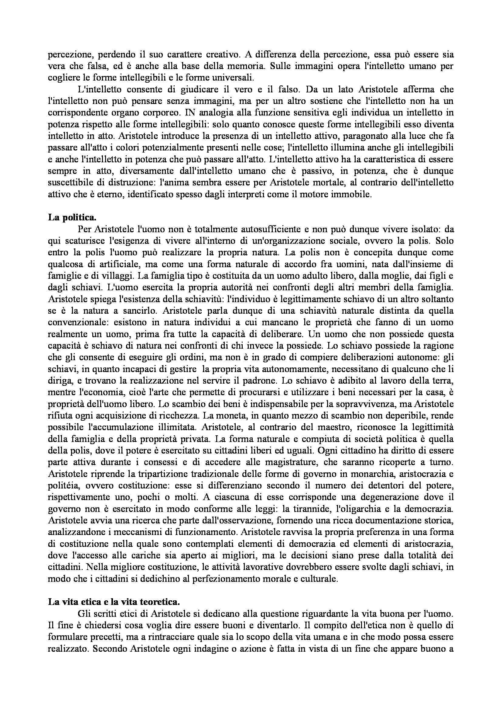 Riassunto esame Storia della filosofia antica, prof. Faraone, libro consigliato Storia della filosofia antica, Cambiano Pag. 21