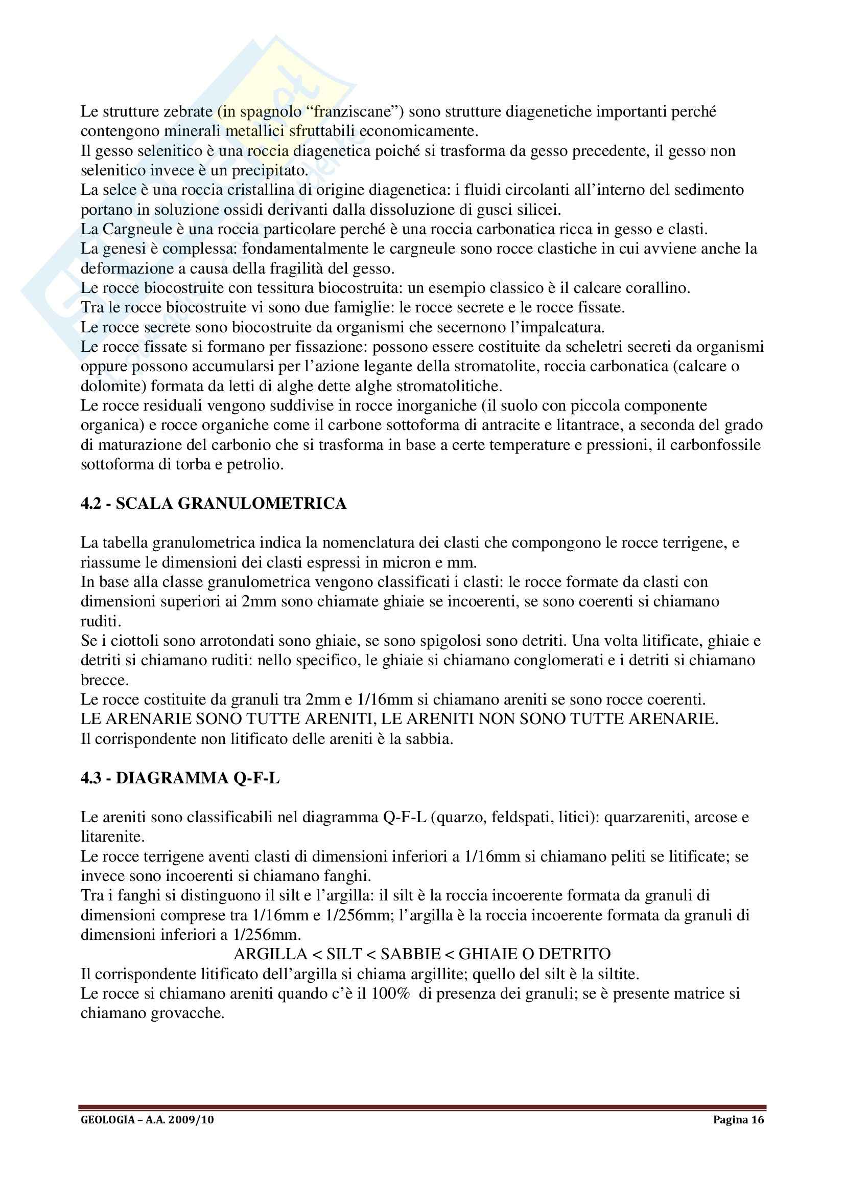 Geologia I - Appunti Pag. 16