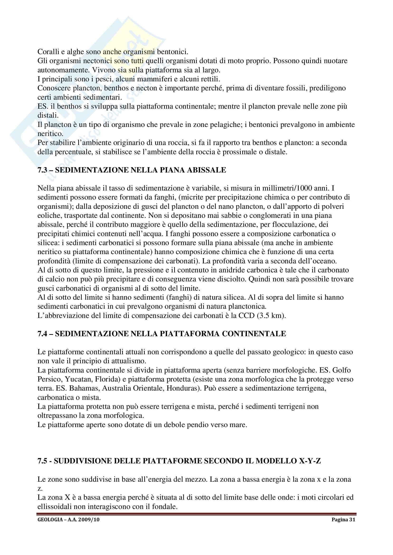 Geologia I - Appunti Pag. 31