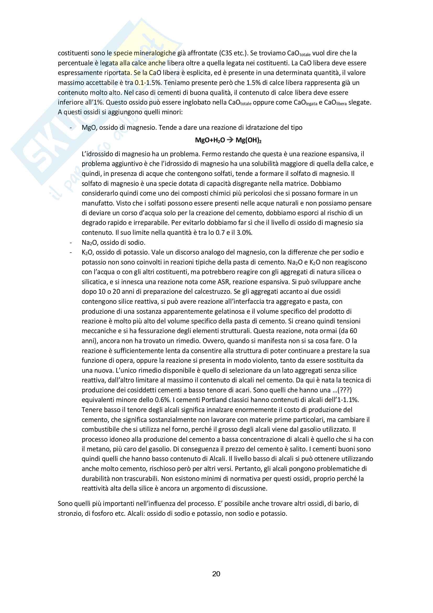 Tutte le lezioni trascritte - Tecnologia dei Materiali - TEORIA ed ESERCIZI Pag. 21
