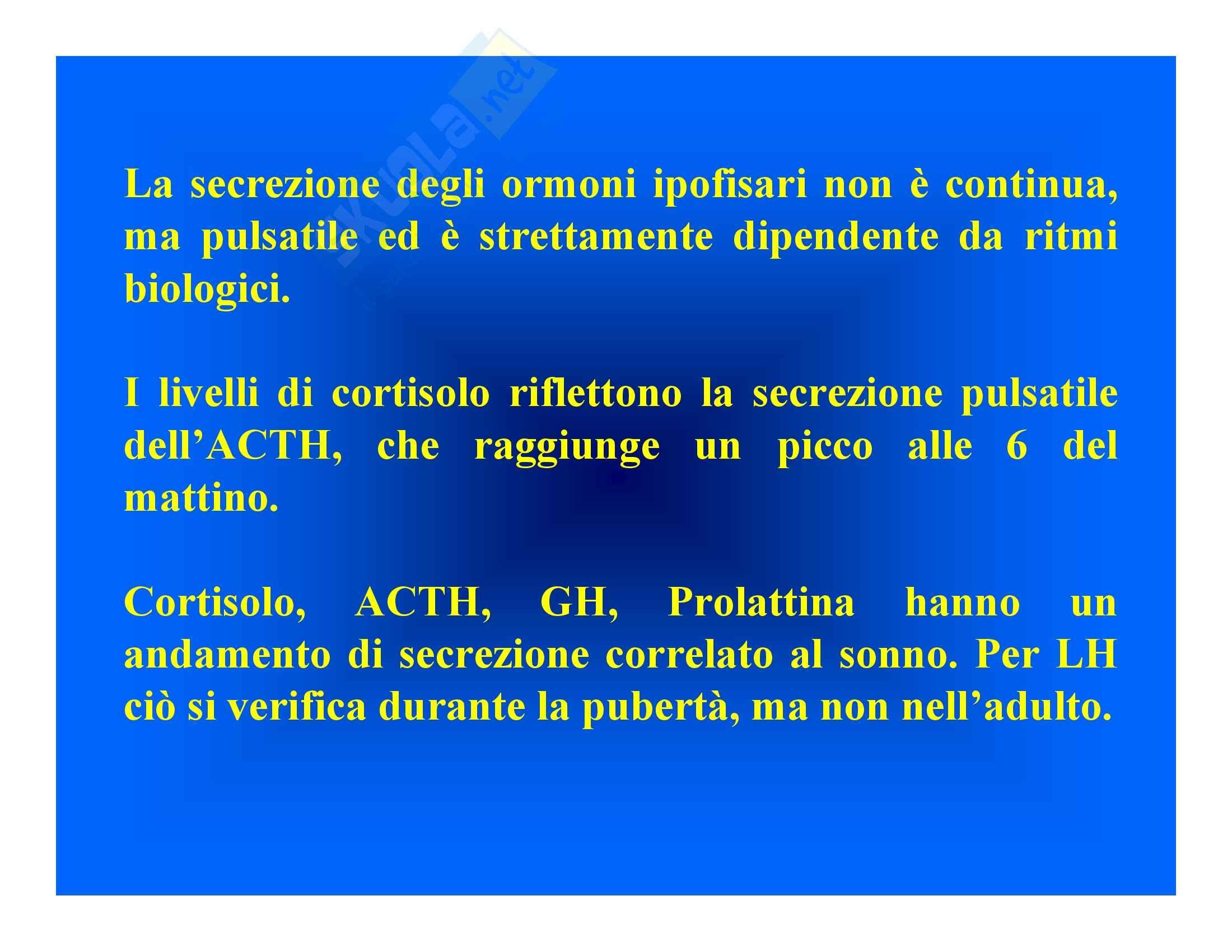 Patologia e fisiopatologia generale – Ipofisi Pag. 36