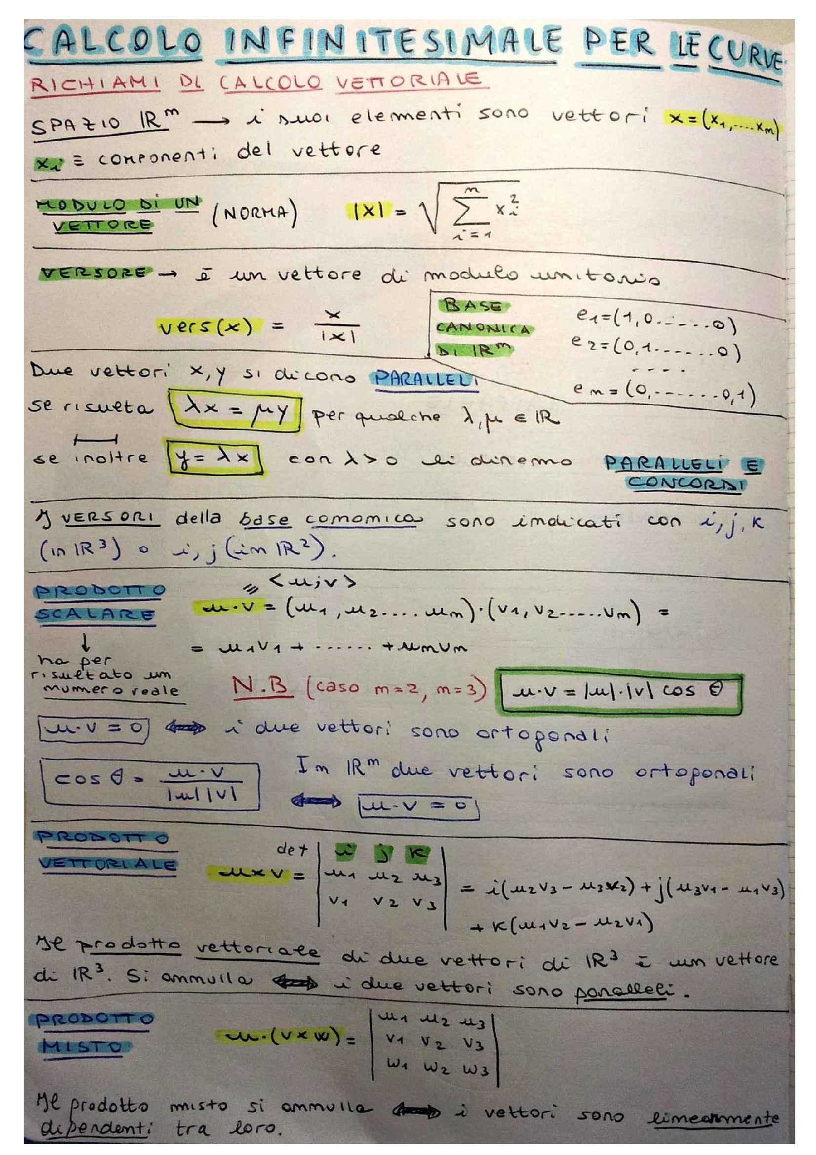 Riassunto esame Analisi matematica II, prof. Rubbioni, libro consigliato Analisi matematica II Bramanti, Pagani, Salsa