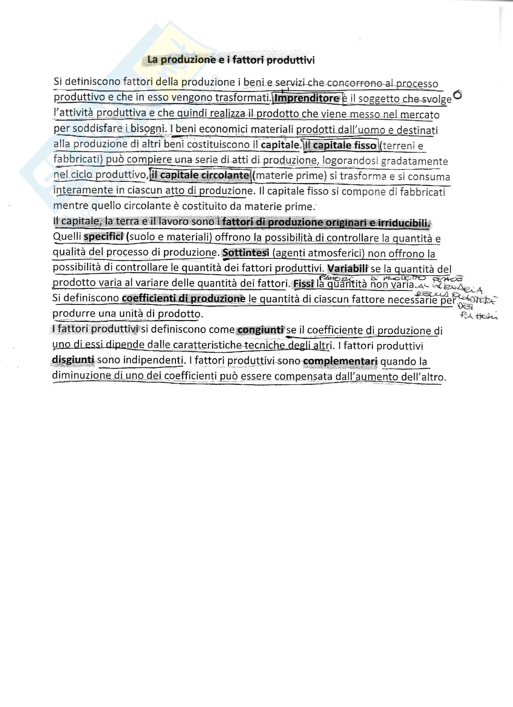 Appunti di Estimo e aspetti tecnico-economici nella gestione del cantiere Pag. 6