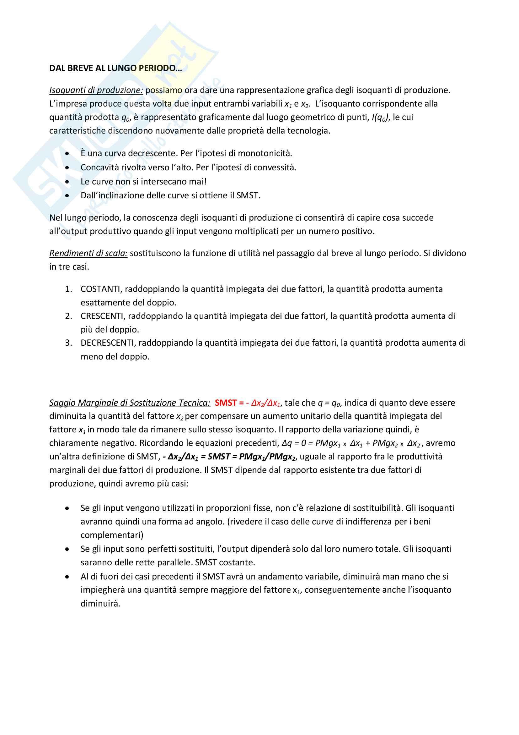 Economia Politica (Giurisprudenza) Pag. 11