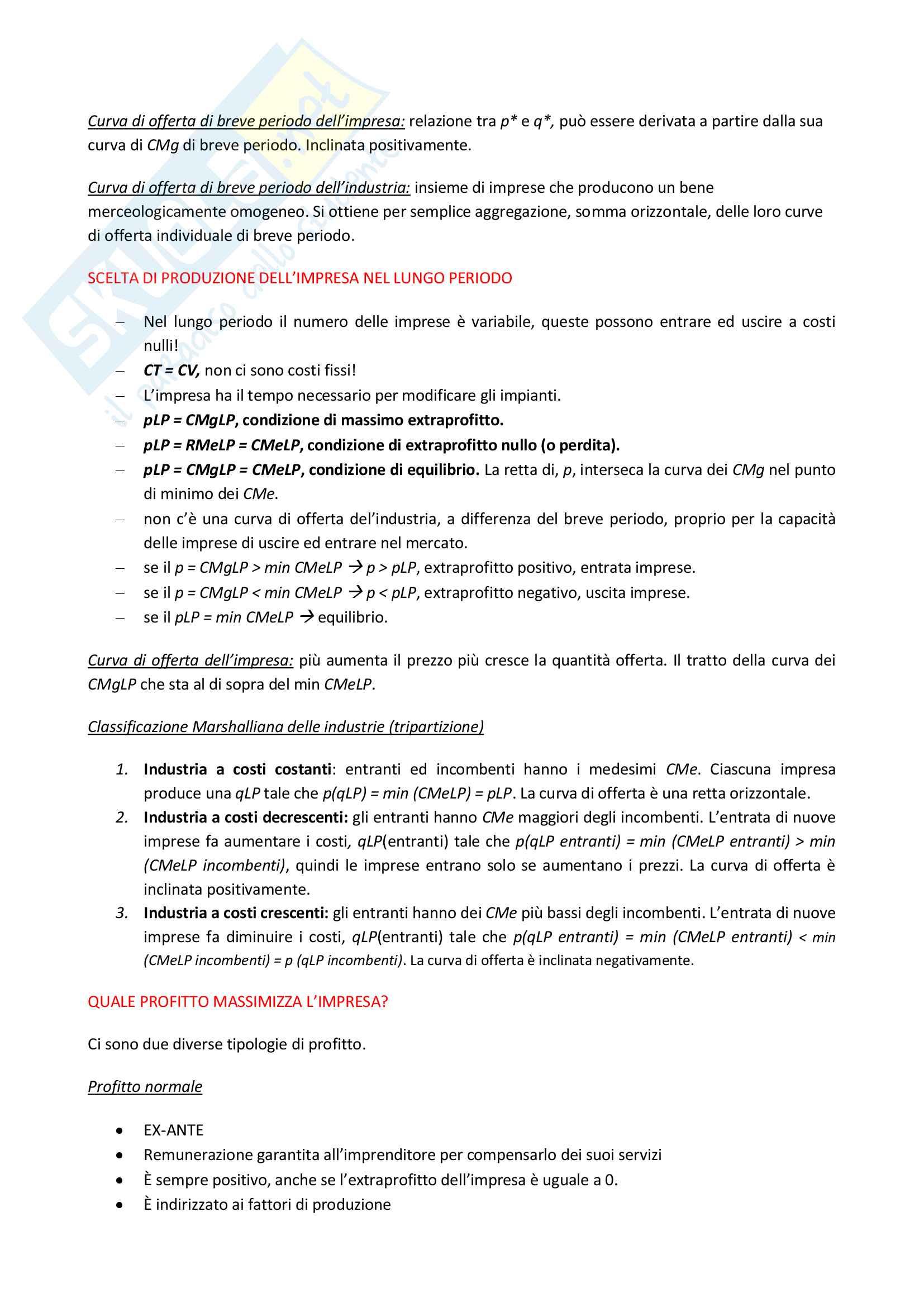 Economia Politica (Giurisprudenza) Pag. 16