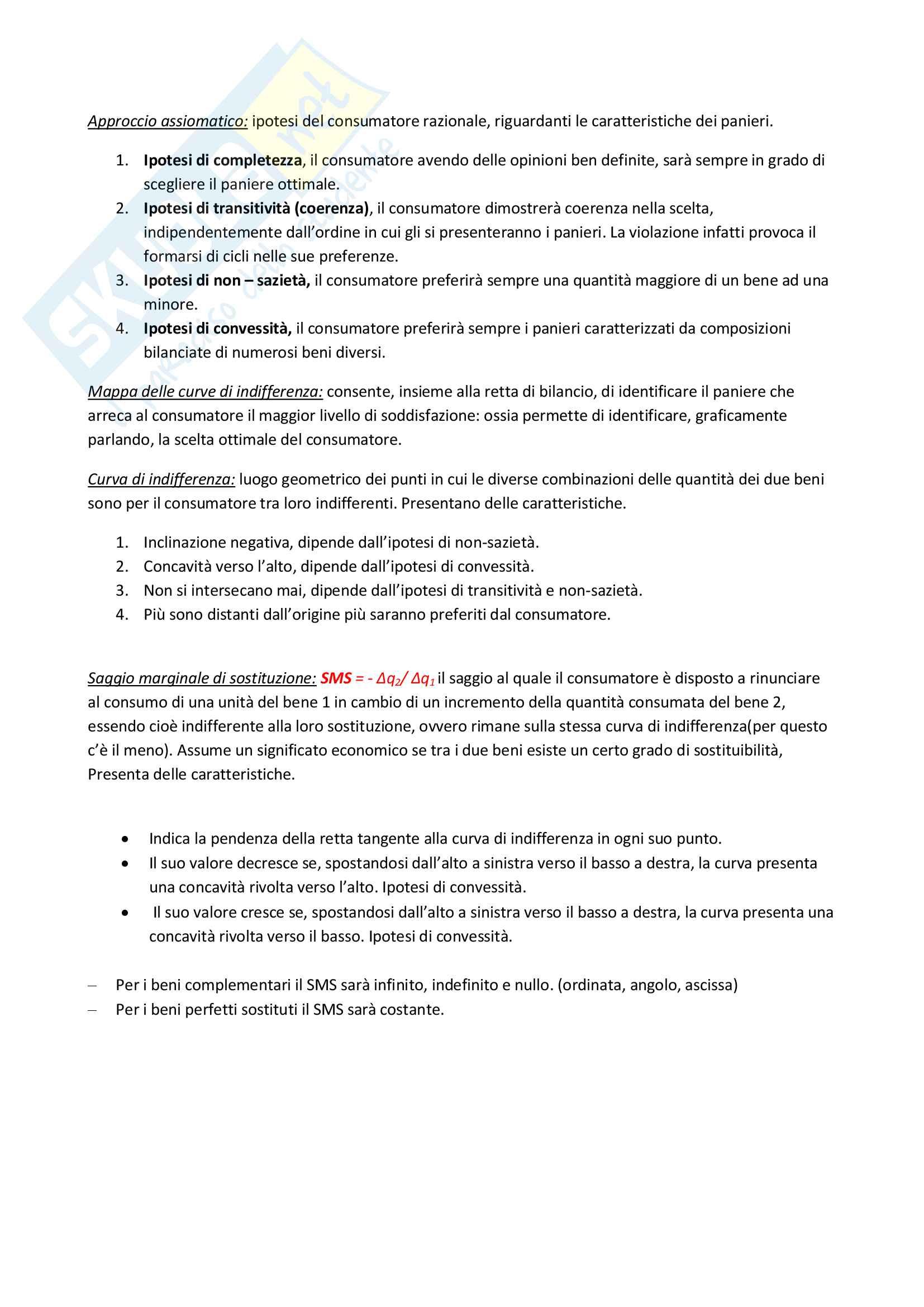 Economia Politica (Giurisprudenza) Pag. 6