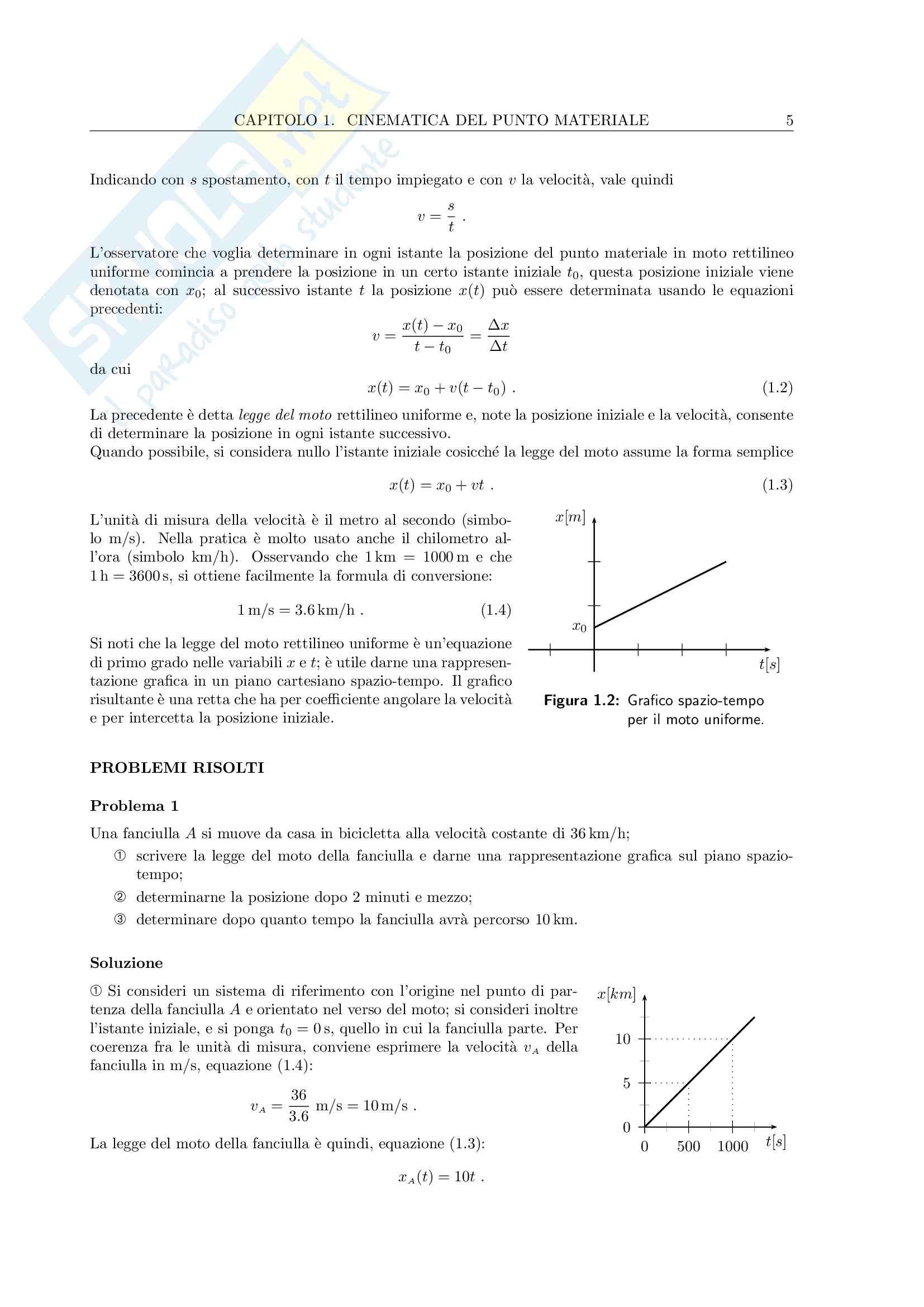 Eserciziario 1 Pag. 11