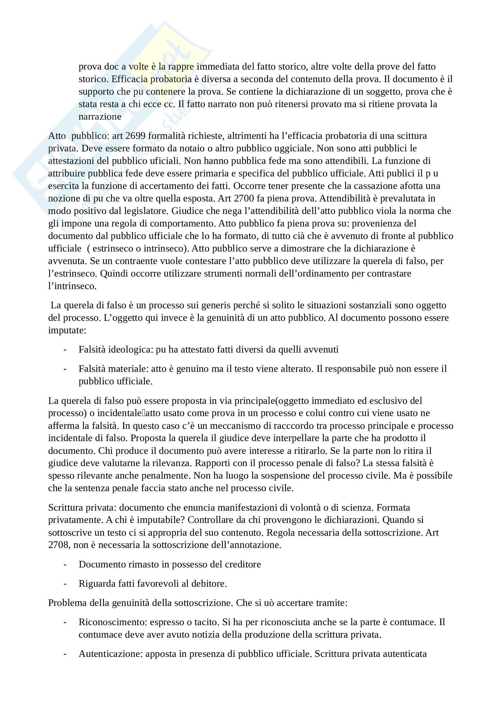 Procedura Civile I - schemi Pag. 36