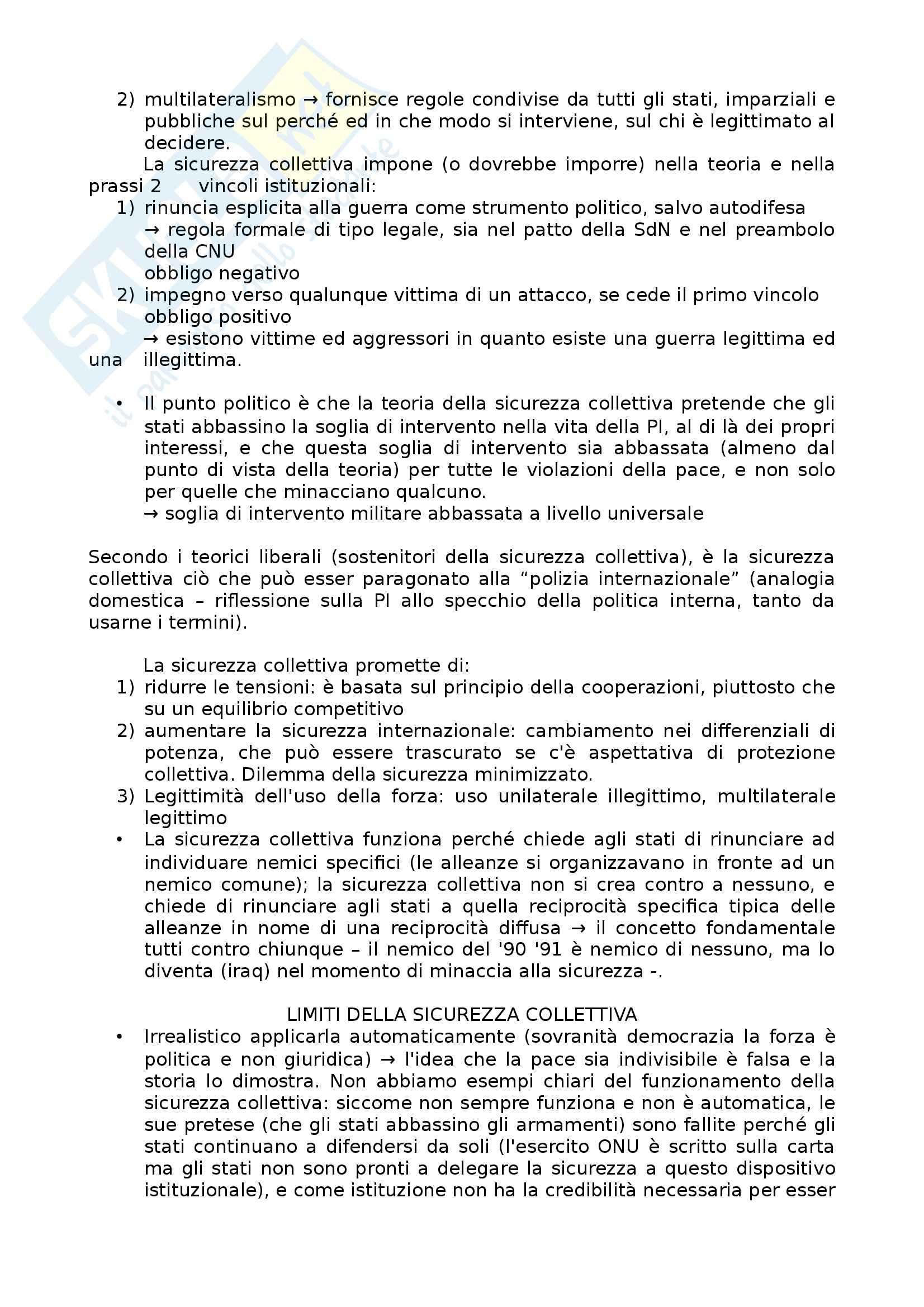 Lezioni, Relazioni internazionali Pag. 46