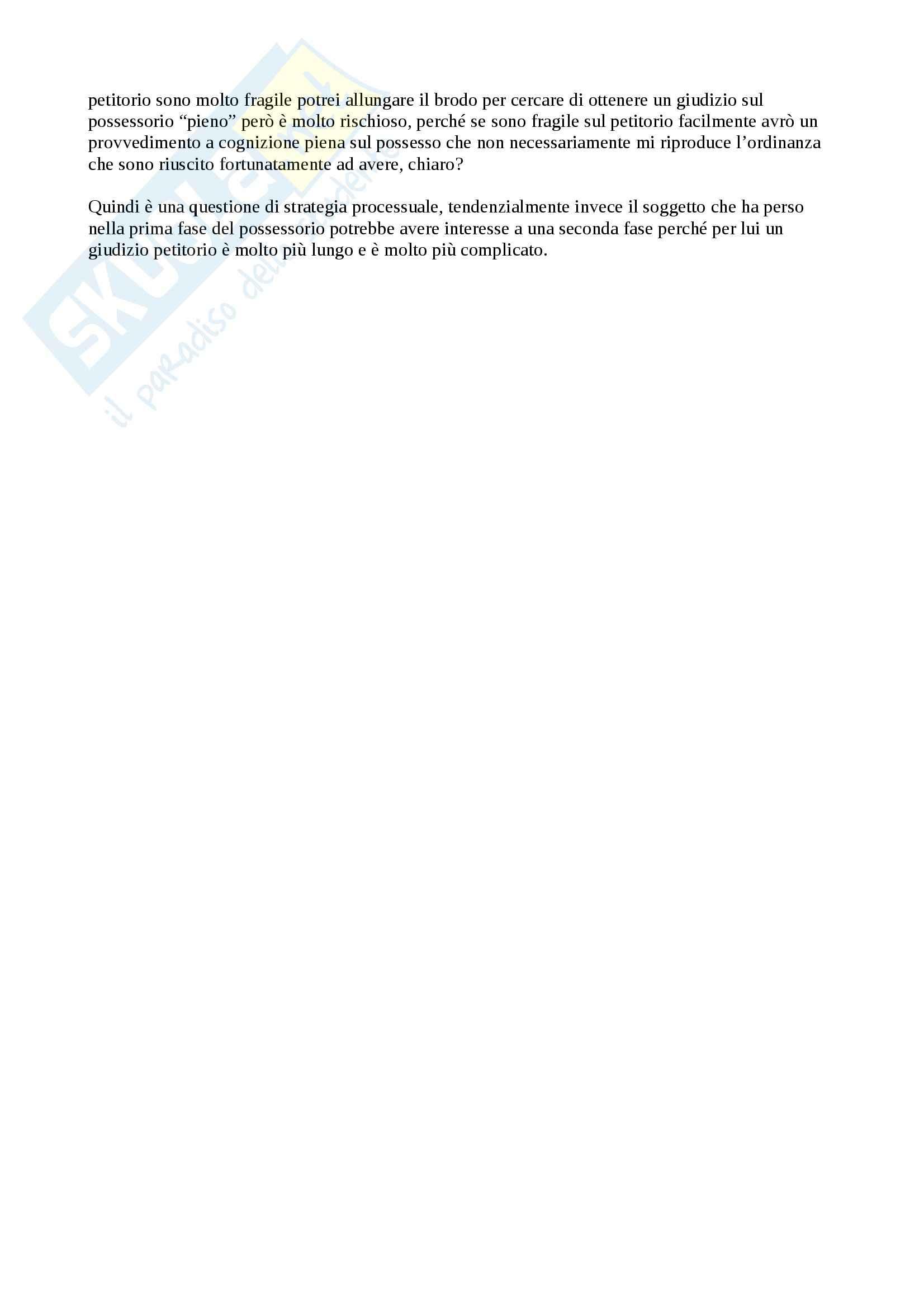 Lezione 12, Procedura civile Pag. 16