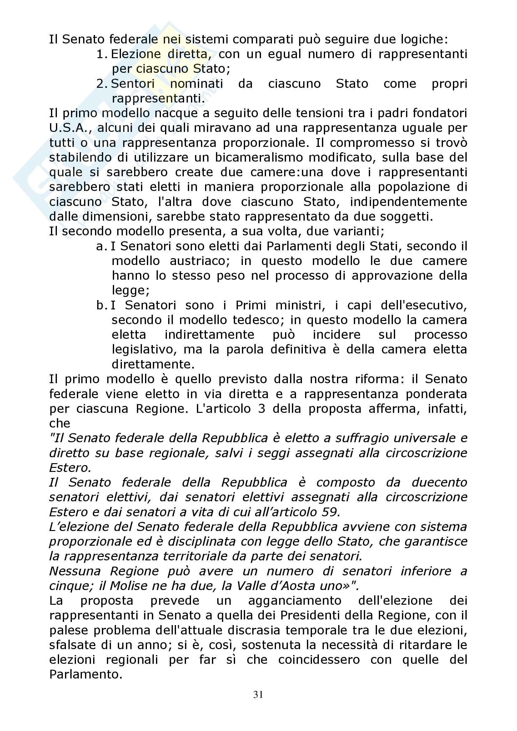 Diritto regionale - l'evoluzione storica delle autonomie locali Pag. 31