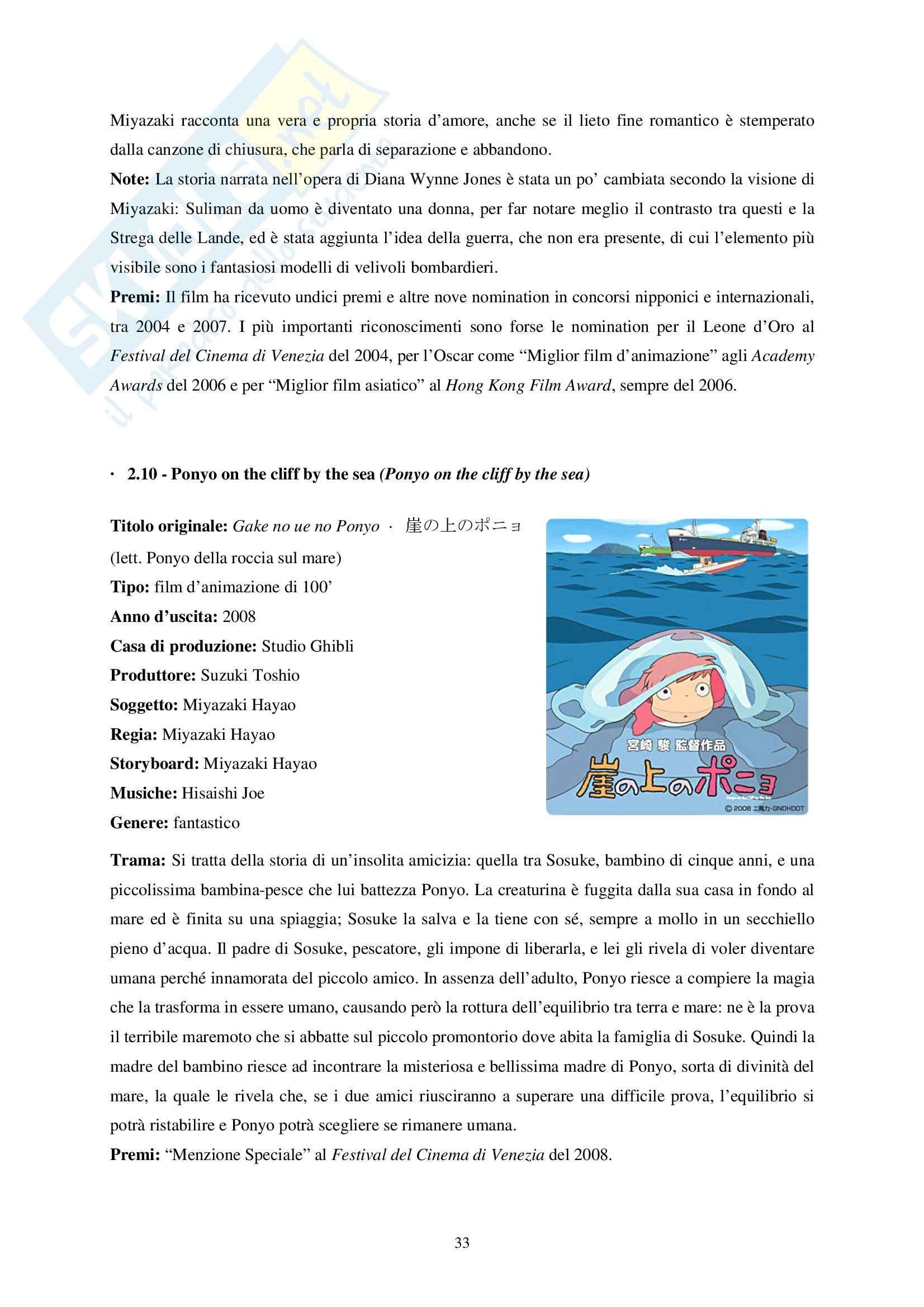 Tesi - La città incantata di Miyazaki Hayao Pag. 36
