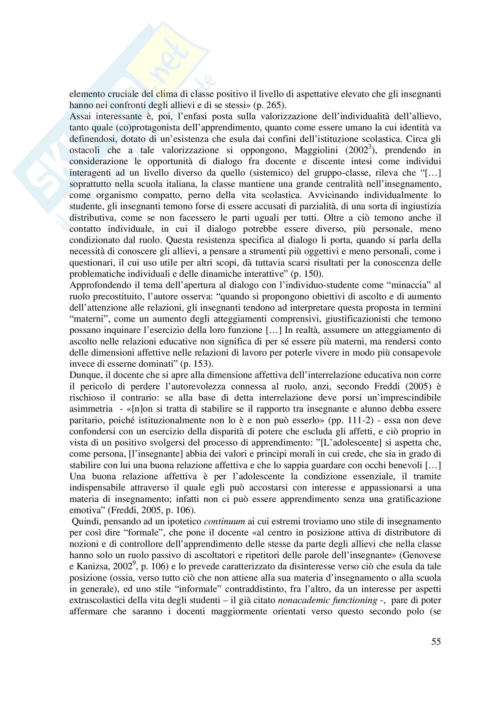 Psicologia dello sviluppo Pag. 56