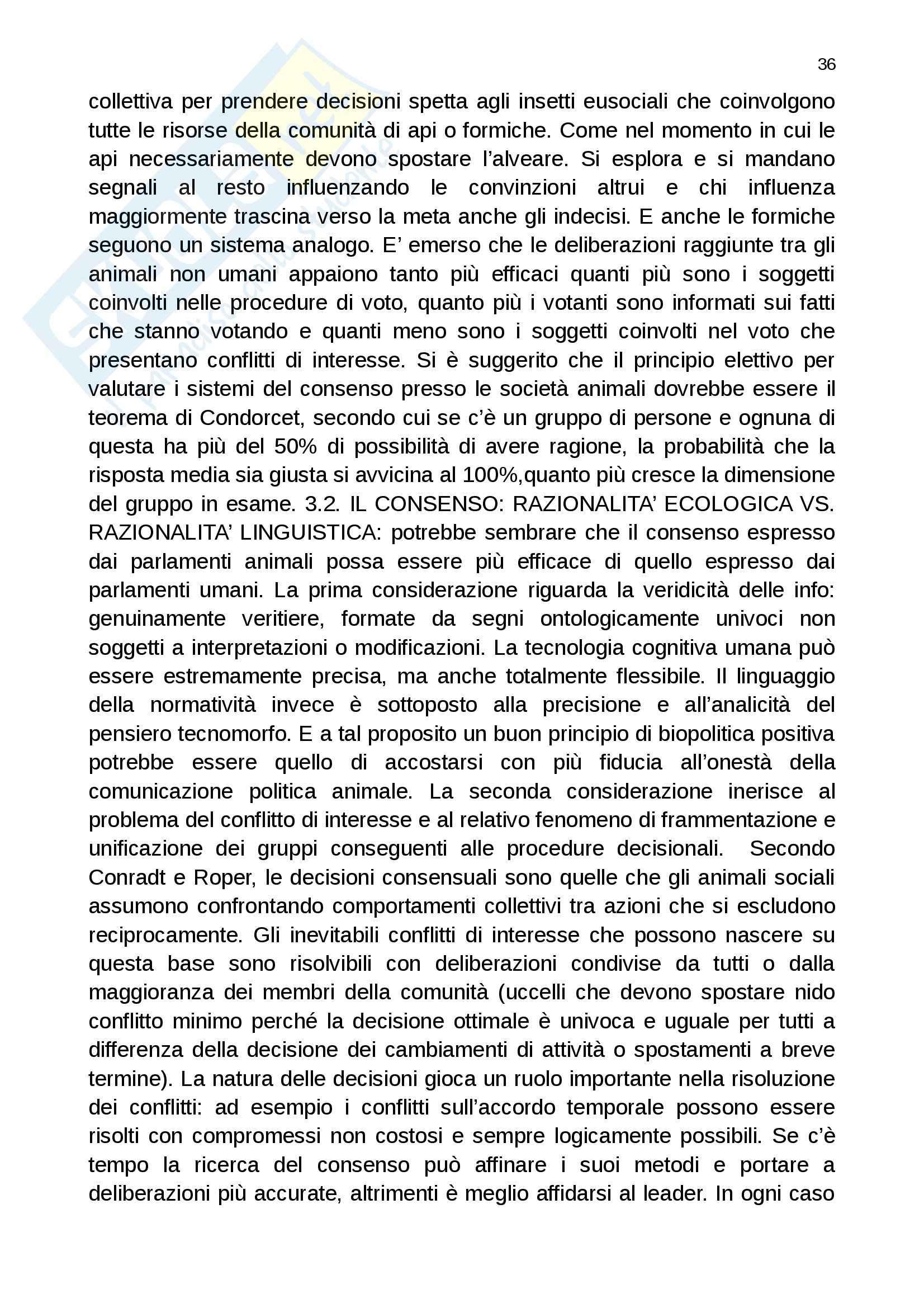 Riassunto esame Filosofia del linguaggio, prof. Pennisi, libro consigliato L'errore di Platone Pag. 36