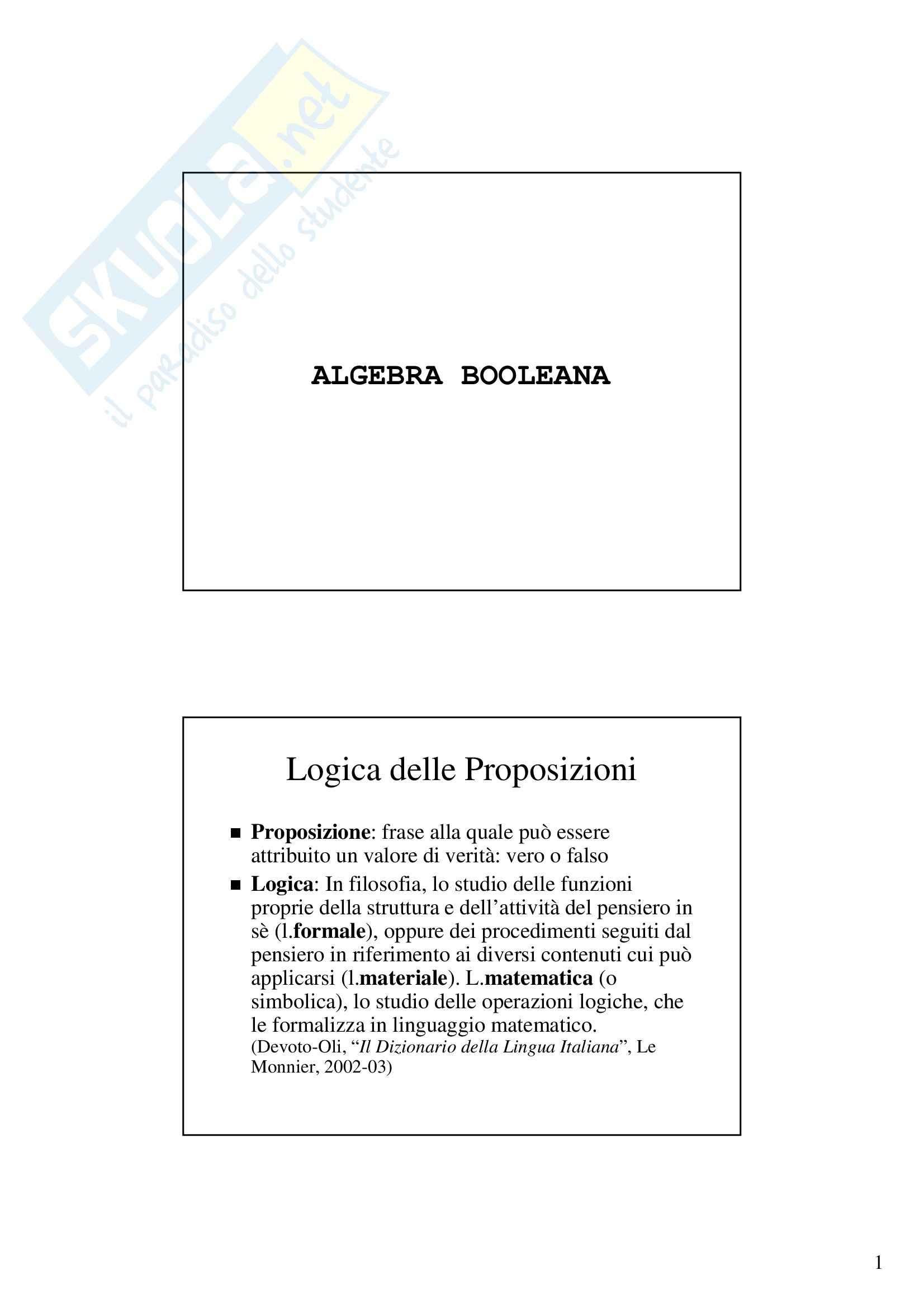 appunto V. Moriggia Informatica