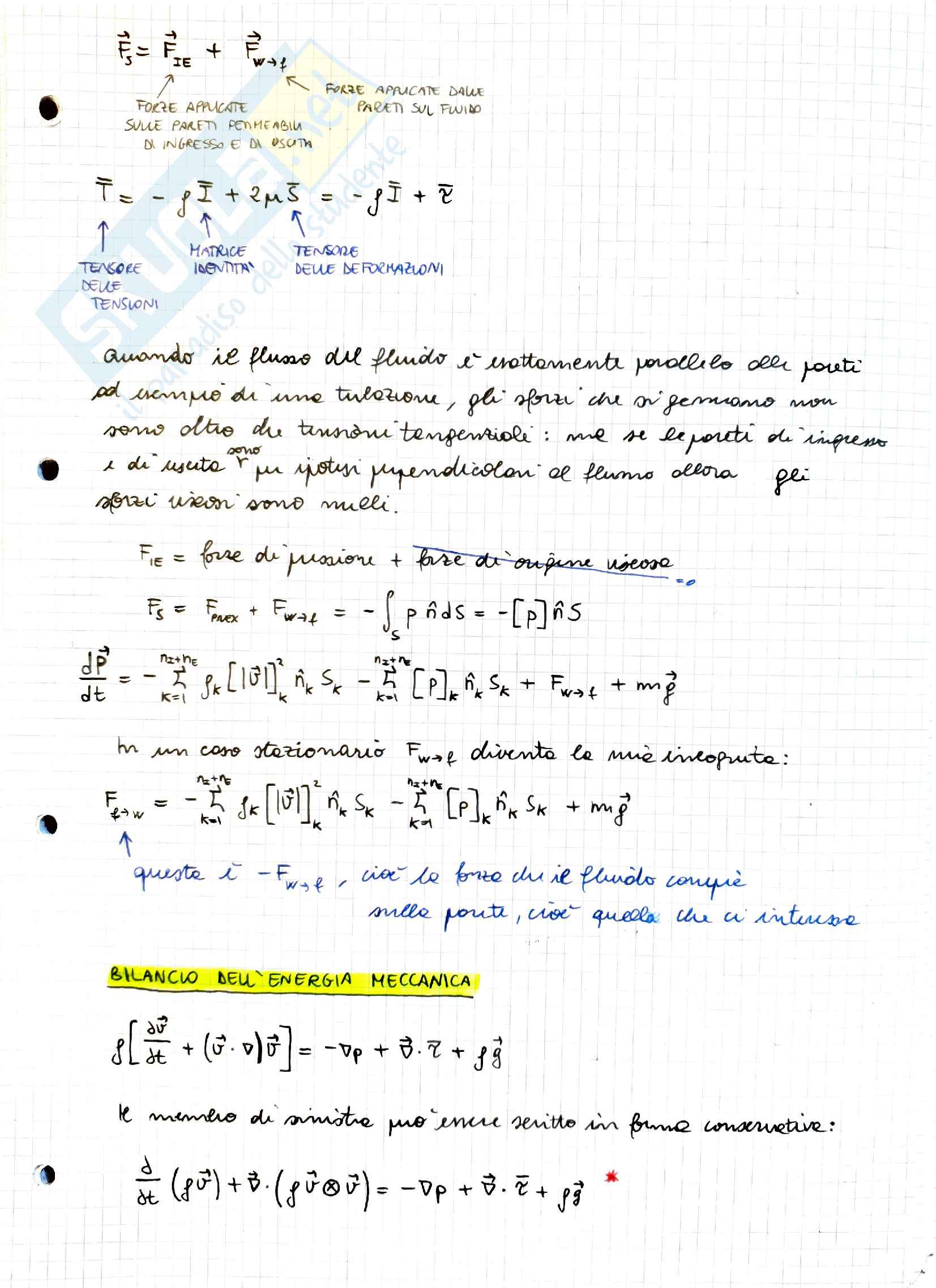 Appunti Aerodinamica Parte I, prof. Stalio Pag. 31