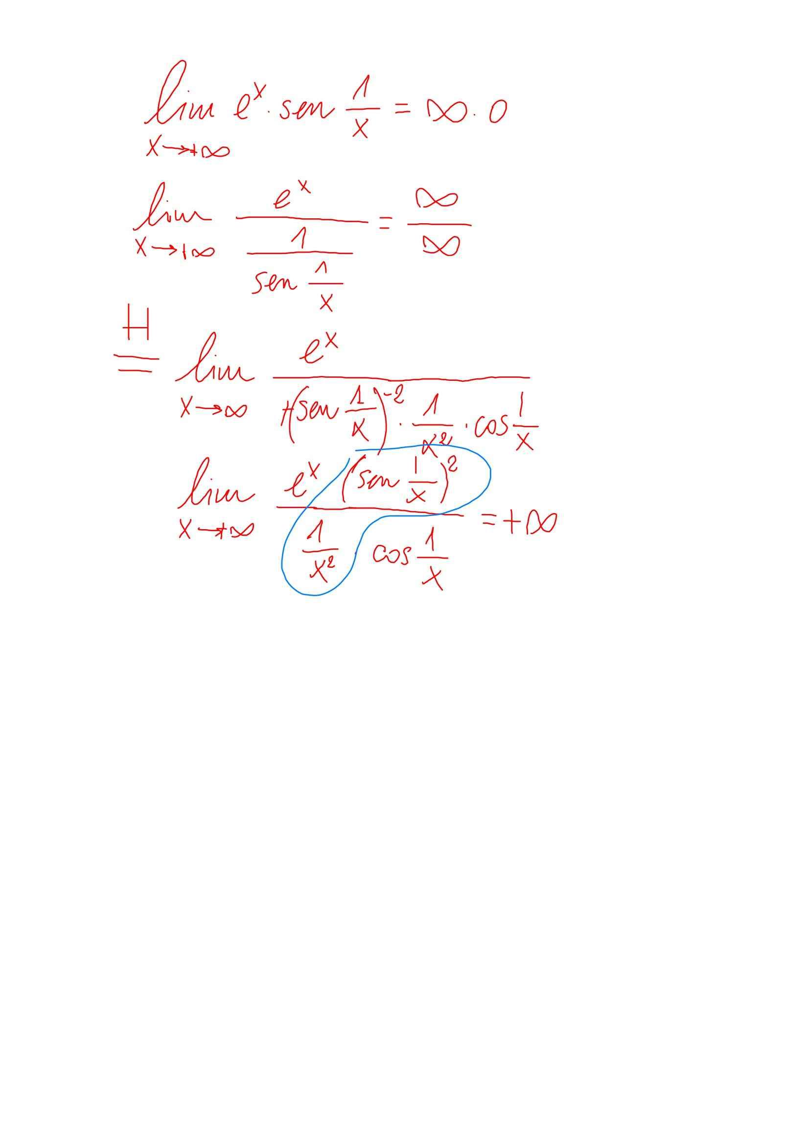 appunto M. Verri Analisi matematica 1