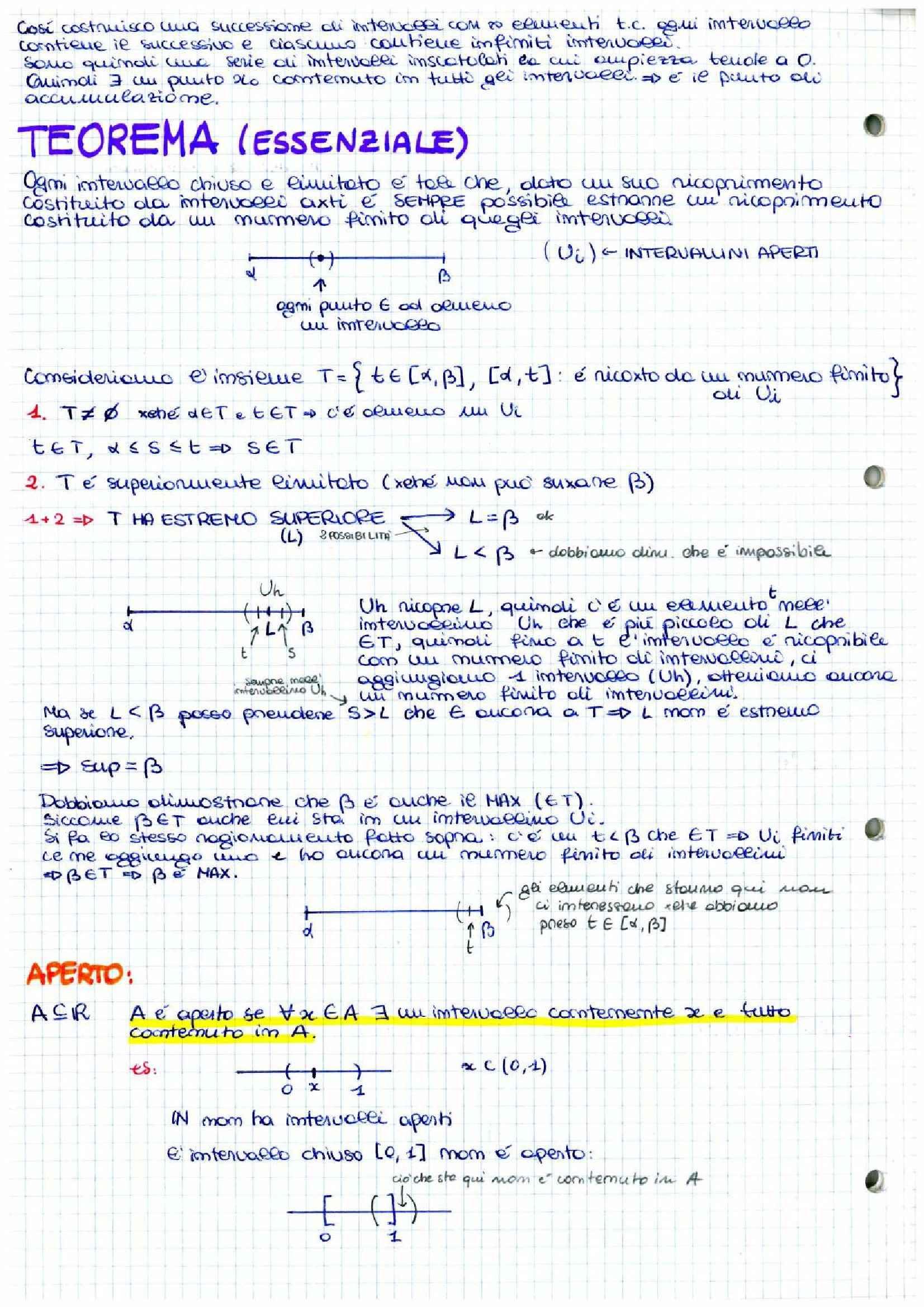 Analisi matematica 1 - Appunti a mano Pag. 16