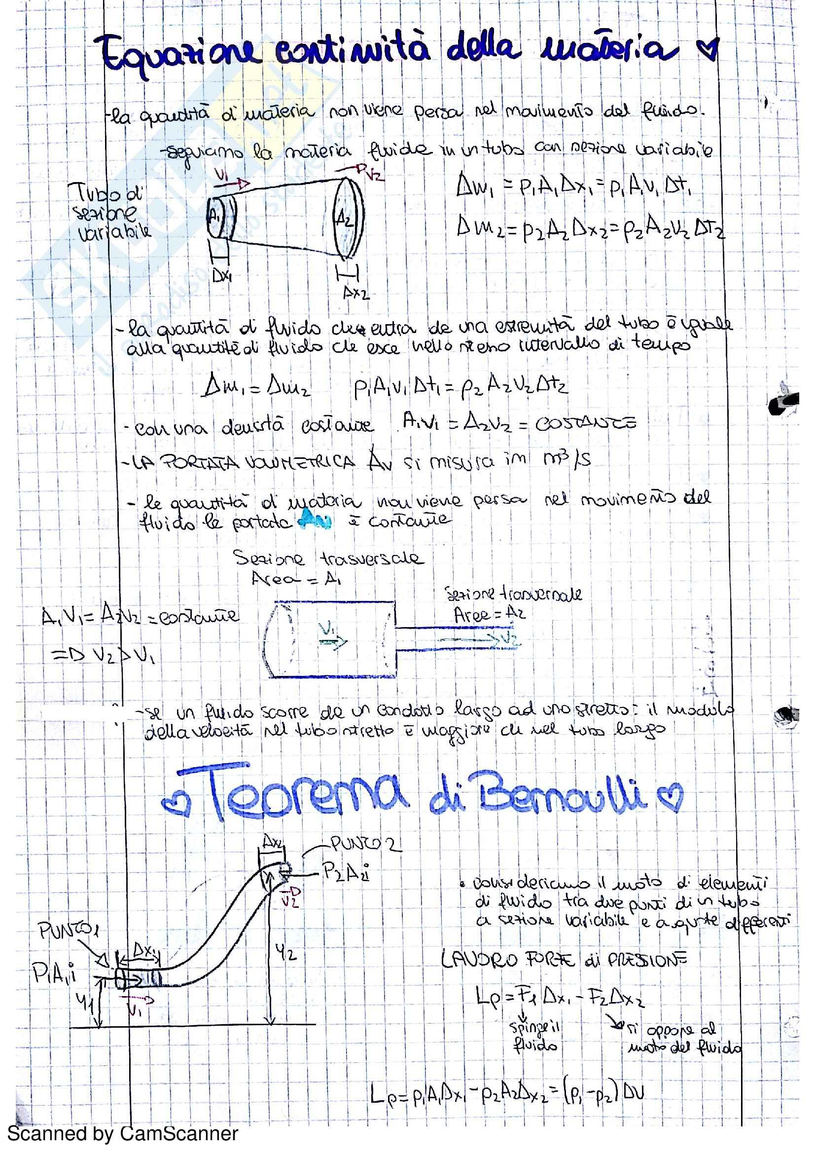 Appunti Fluidi Università Pag. 16