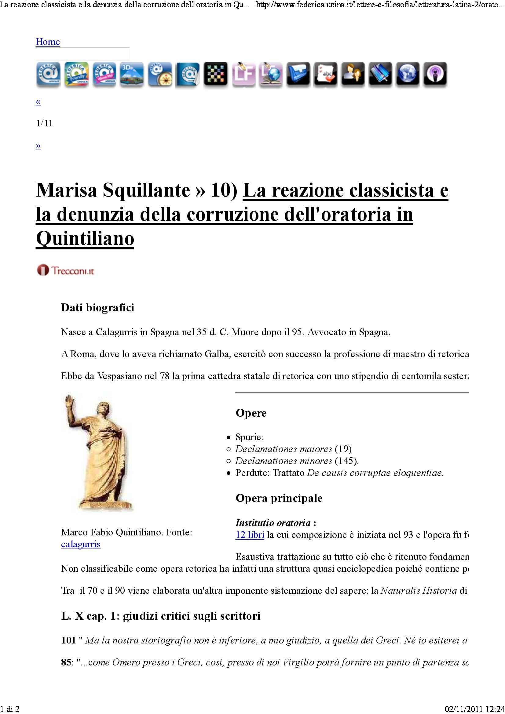 Quintiliano