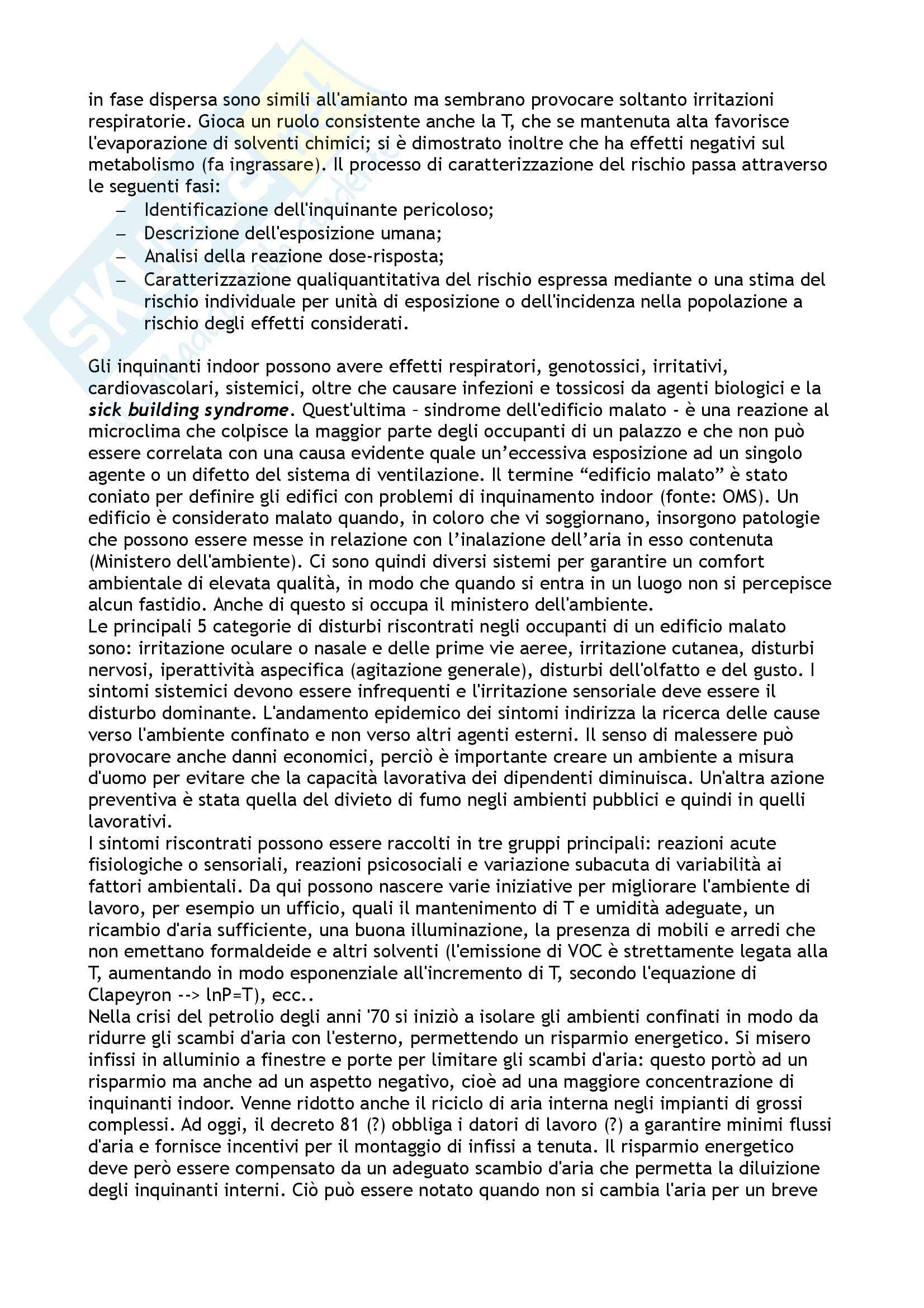 Lezioni, Igiene Ambientale Pag. 26