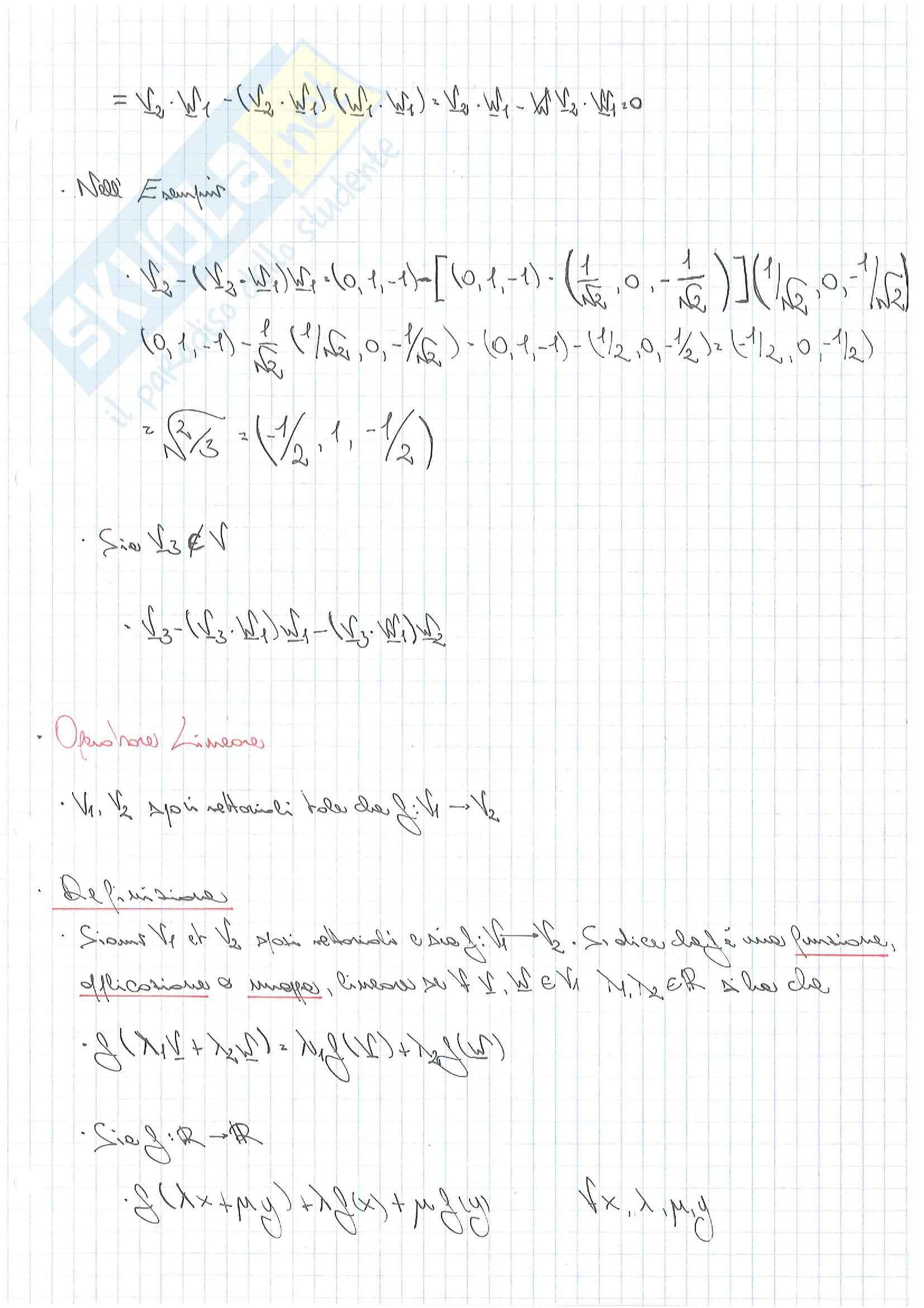 Lezioni, Analisi e geometria II Pag. 41