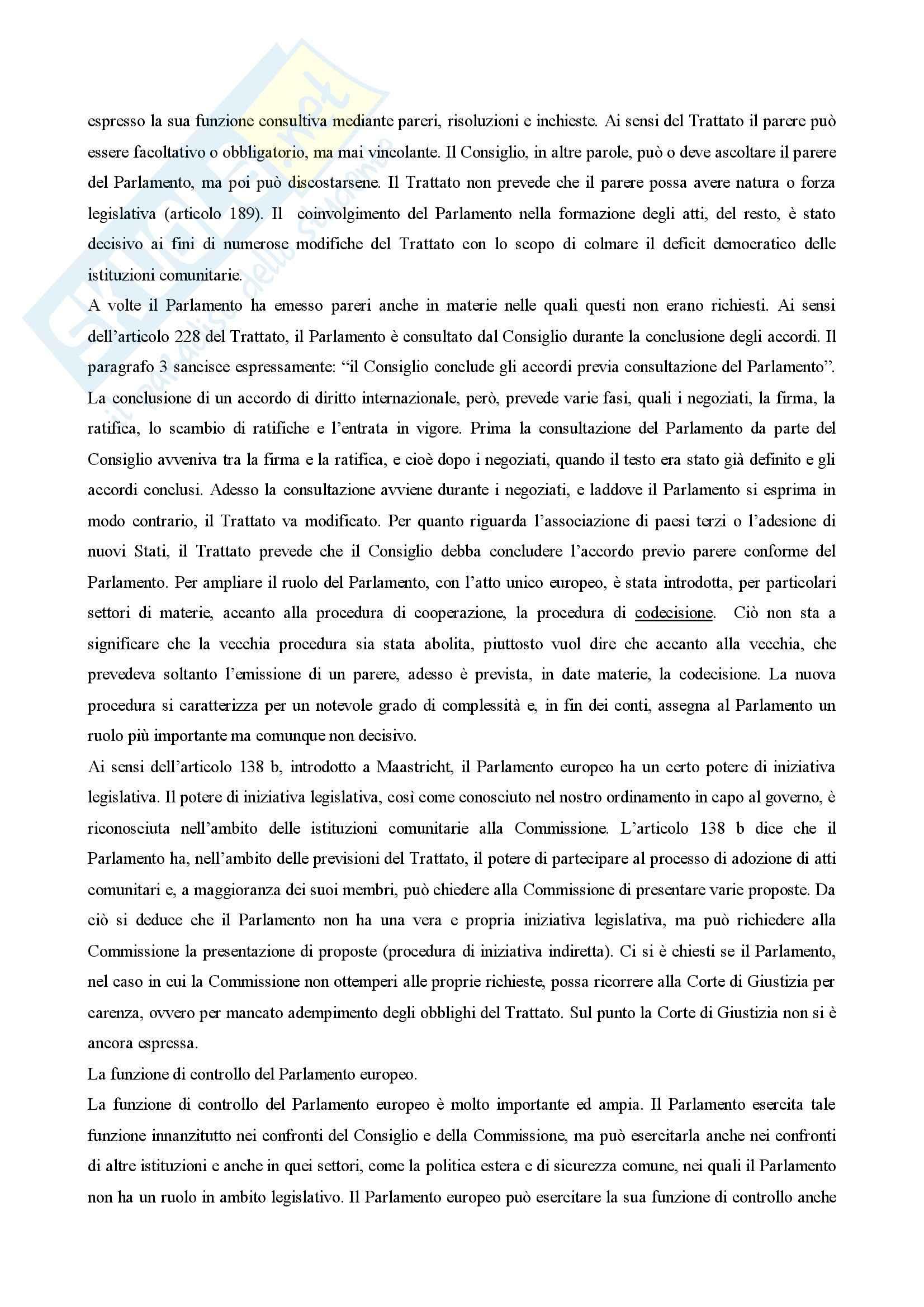 Diritto dell'Unione Europea Pag. 11