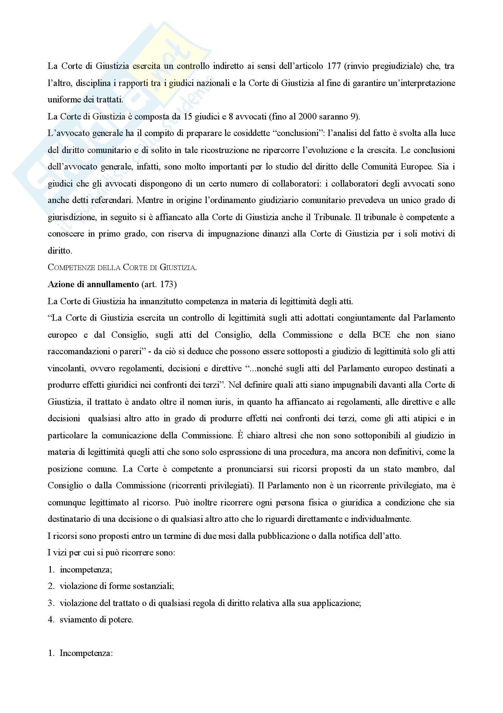 Diritto dell'Unione Europea Pag. 36