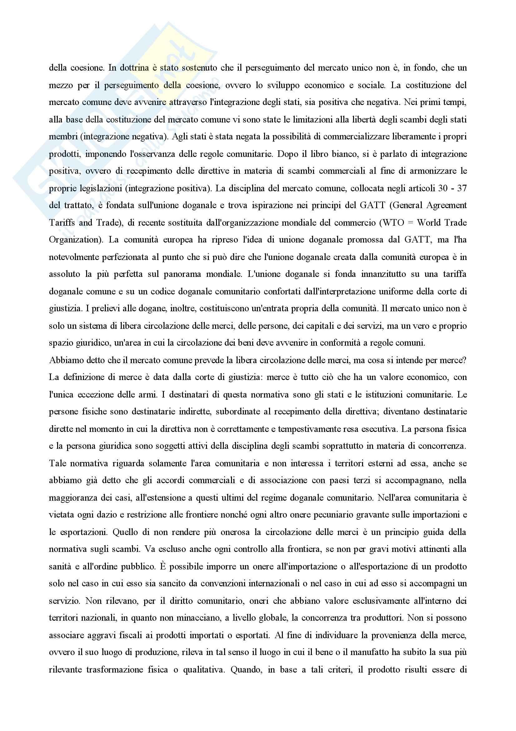 Diritto dell'Unione Europea Pag. 41