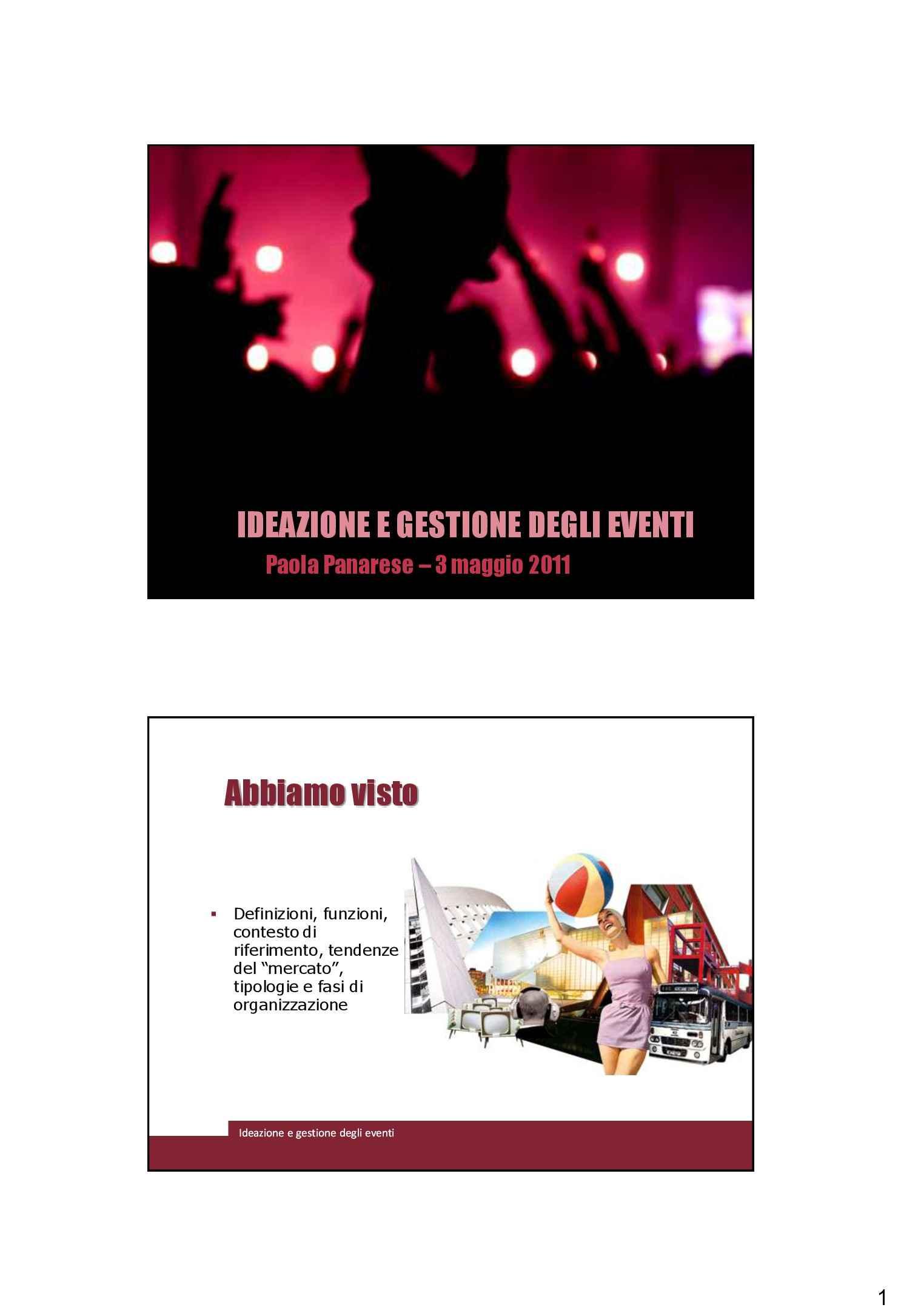 Comunicazione evento - Gruppo Acqua2O