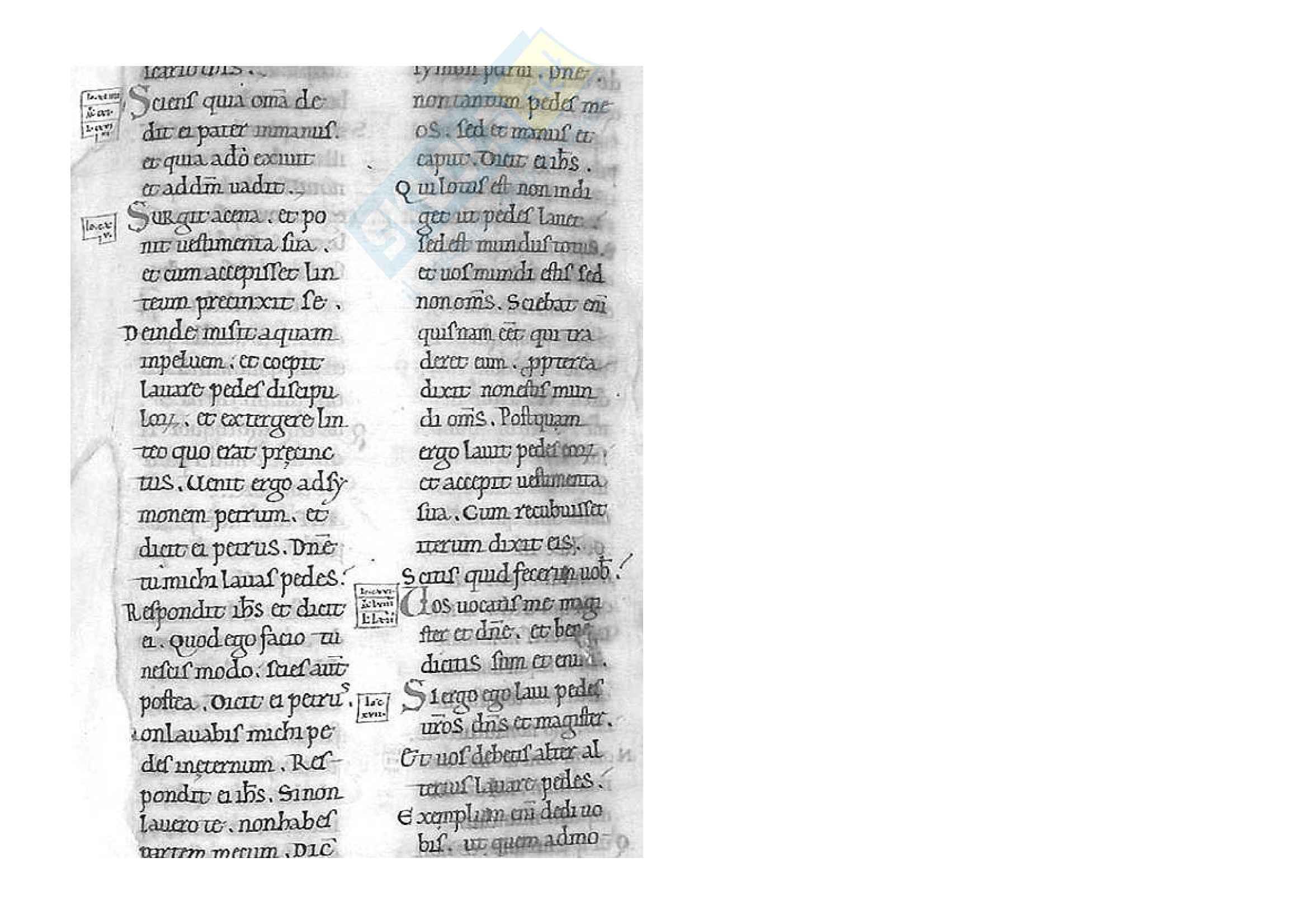 Cesena, Biblioteca Malatestiana, Piana 3.210, c. 143r Pag. 1
