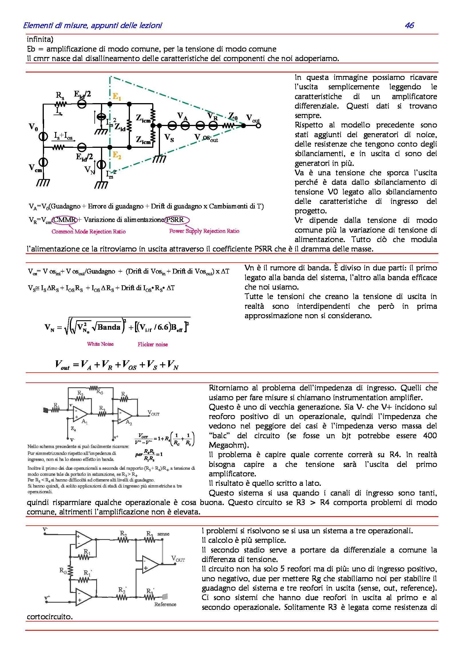 Elementi di misure elettroniche - Appunti Pag. 46