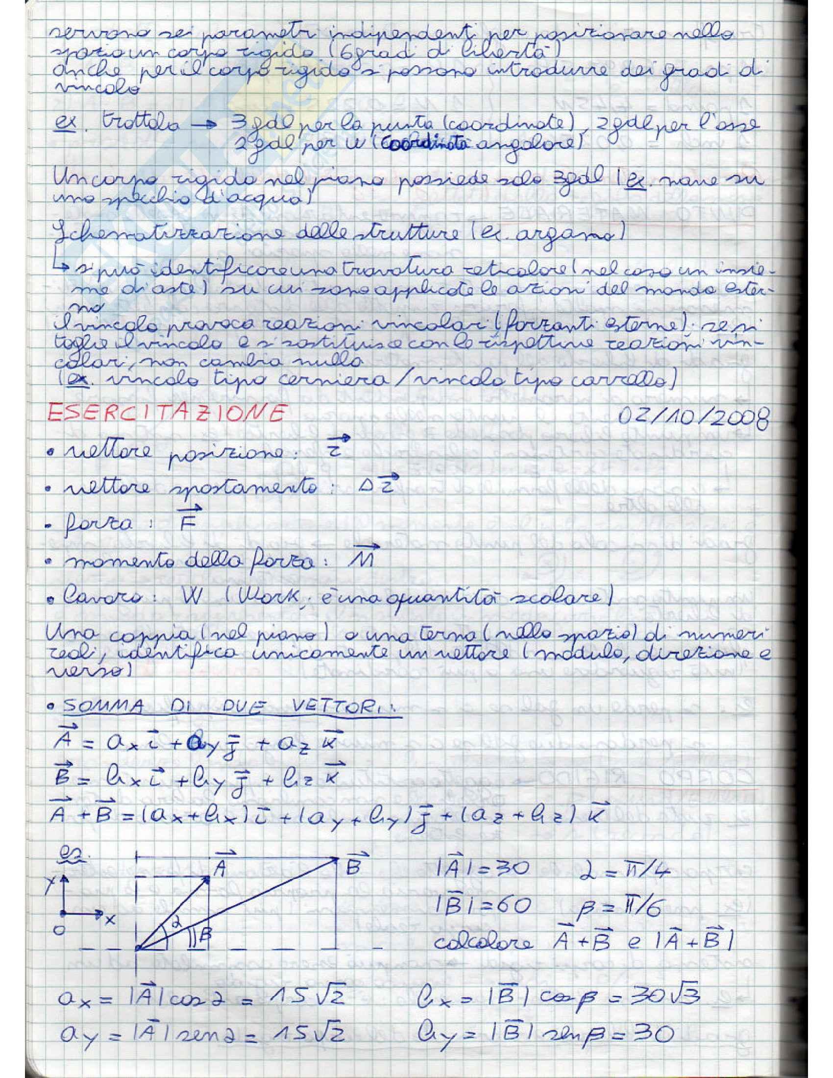 Costruzione di macchine 1 - Appunti Pag. 6